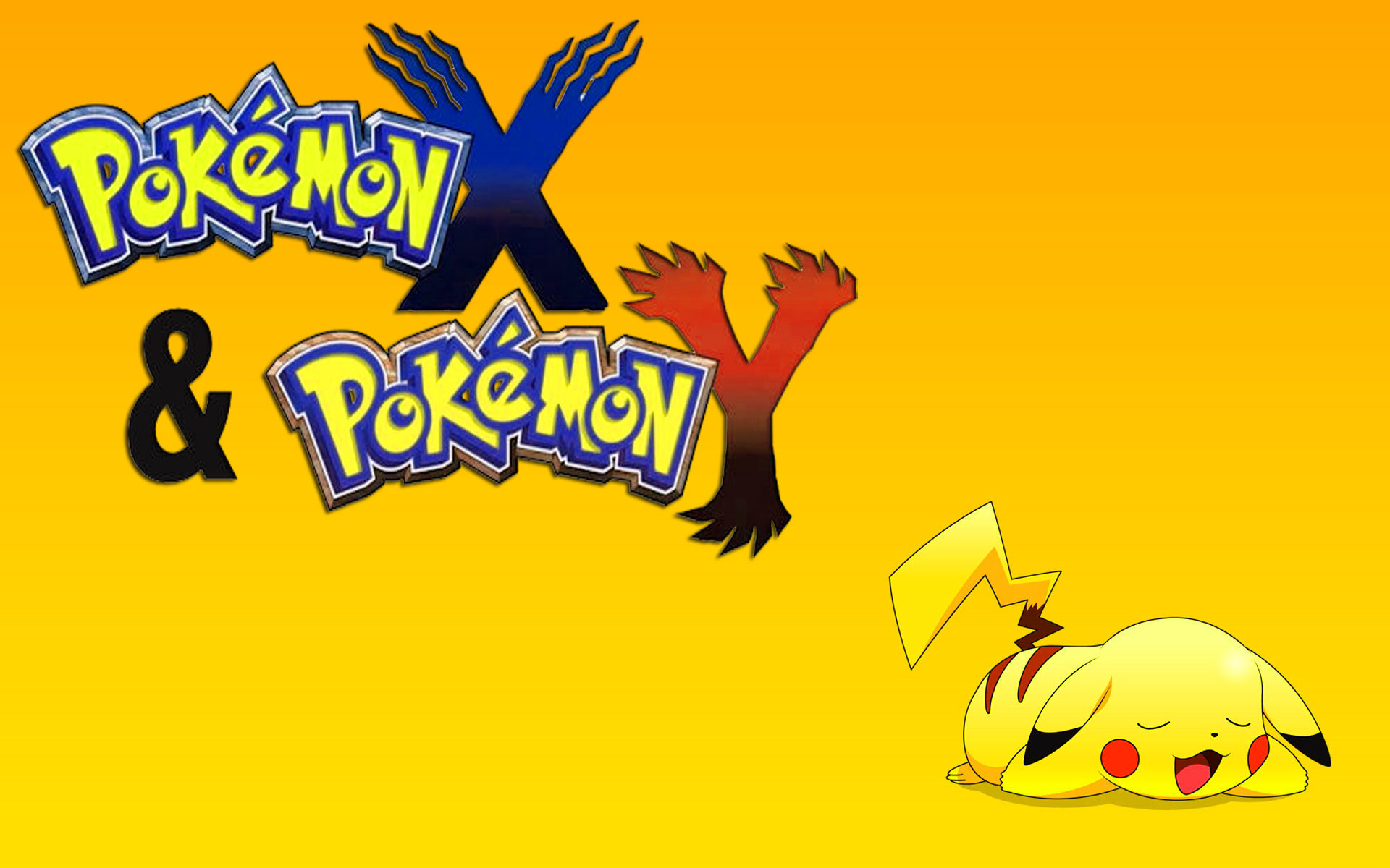 pokemon x and y backrounds | New Pokemon X and Y Full HD Wallpaper #4201