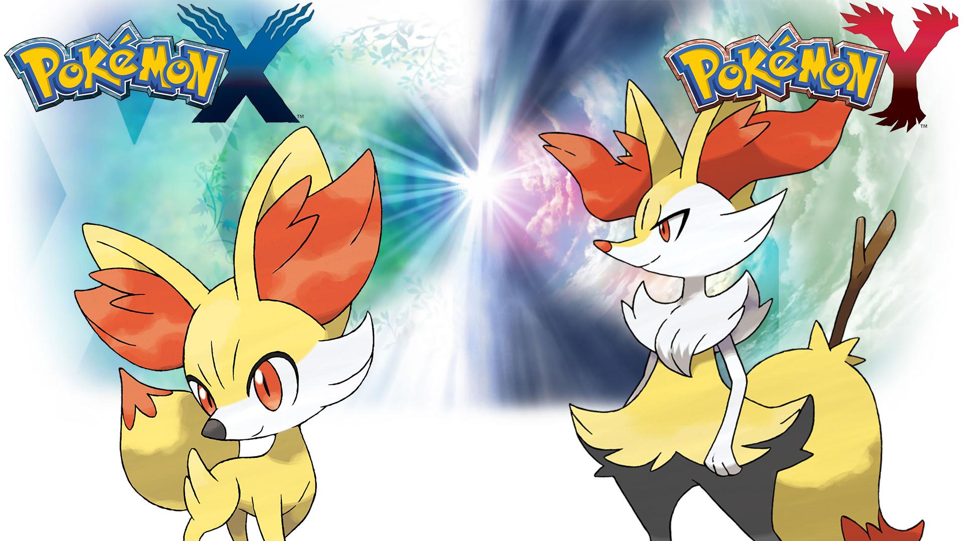 Pokémon · Pokemon X Y – Wallpaper …