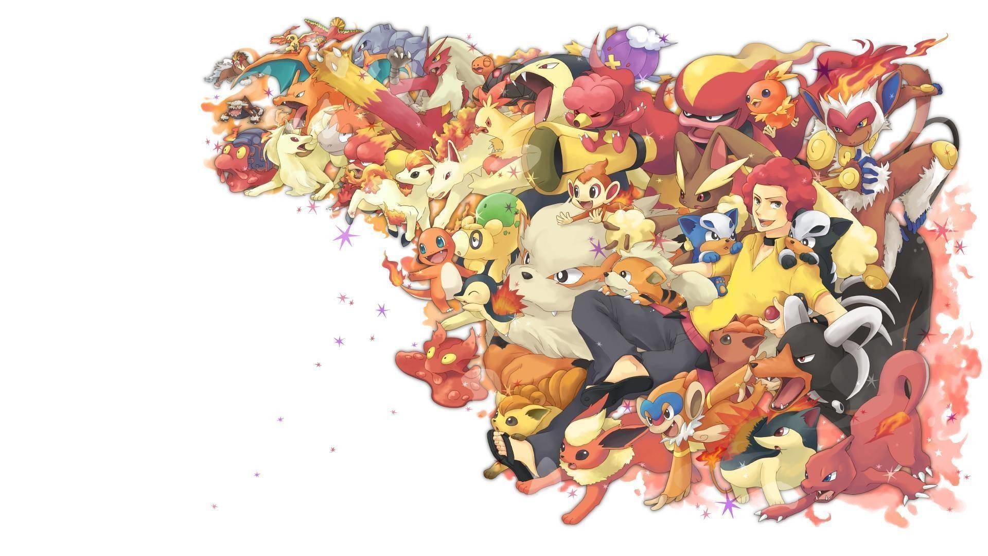 Pokemon Anime wallpaper – 878218