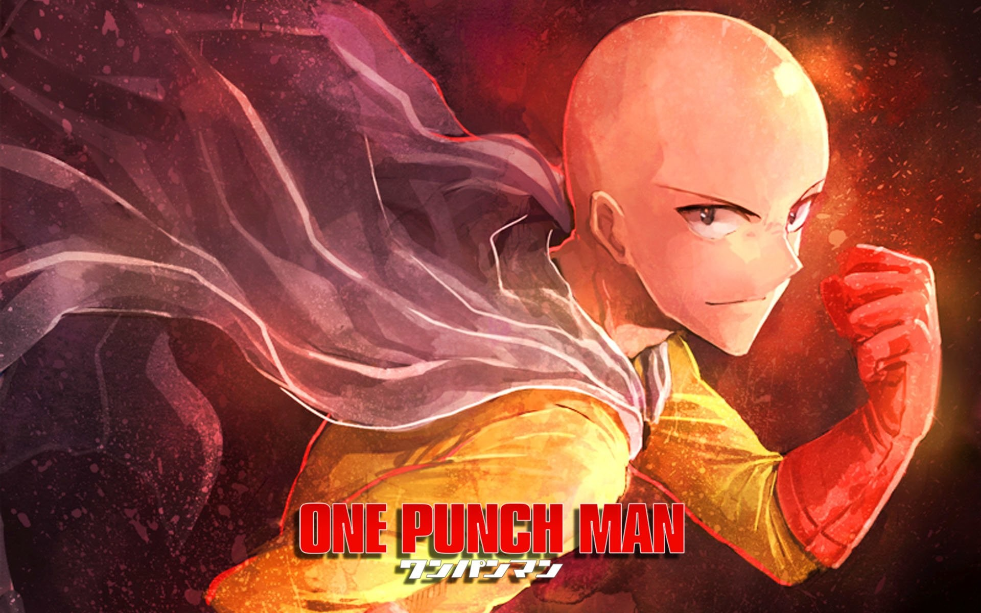 HD Wallpaper | Background ID:656587. Anime One-Punch Man