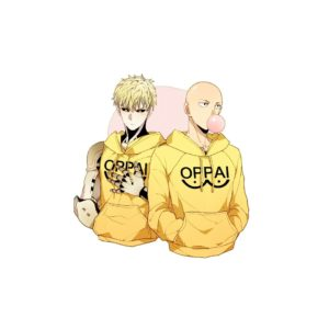 One Punch Man Wallpaper 4K