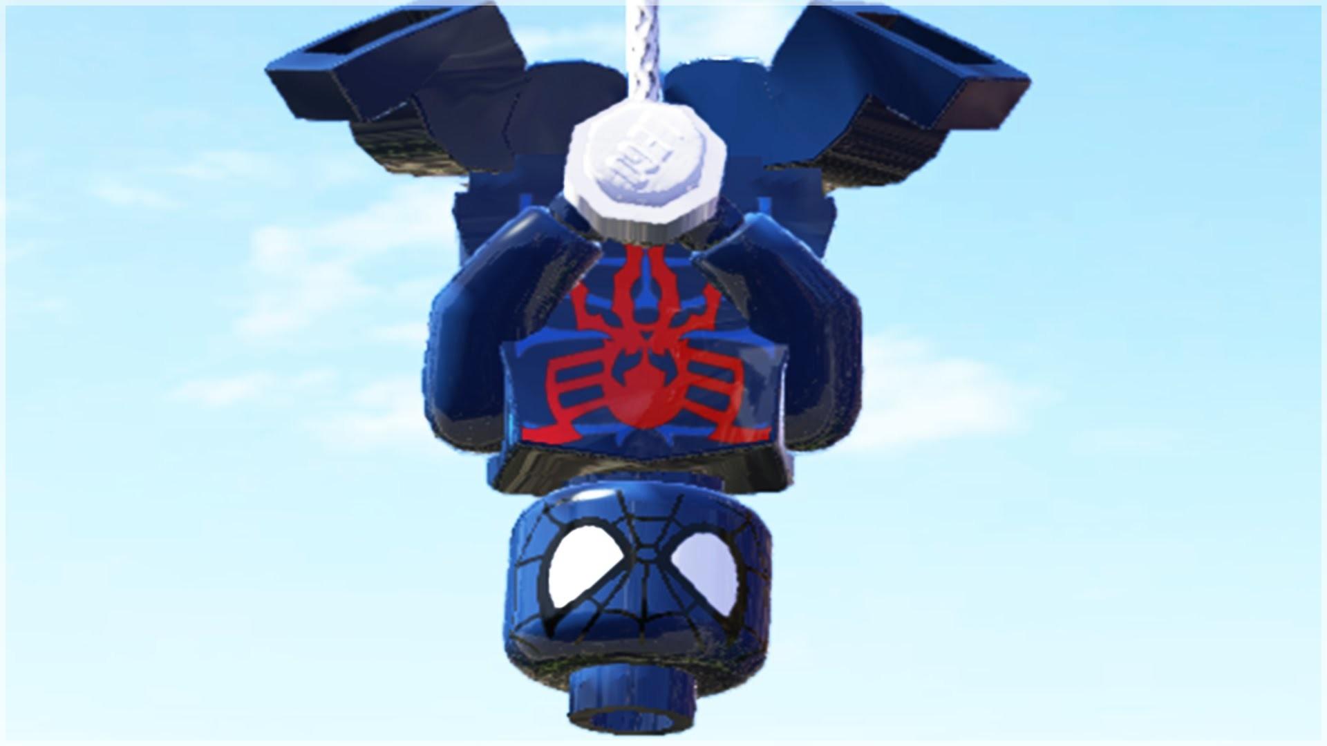 LEGO Marvel Superheroes – SPIDER-MAN 2099 FREE ROAM GAMEPLAY (MOD SHOWCASE)  – YouTube