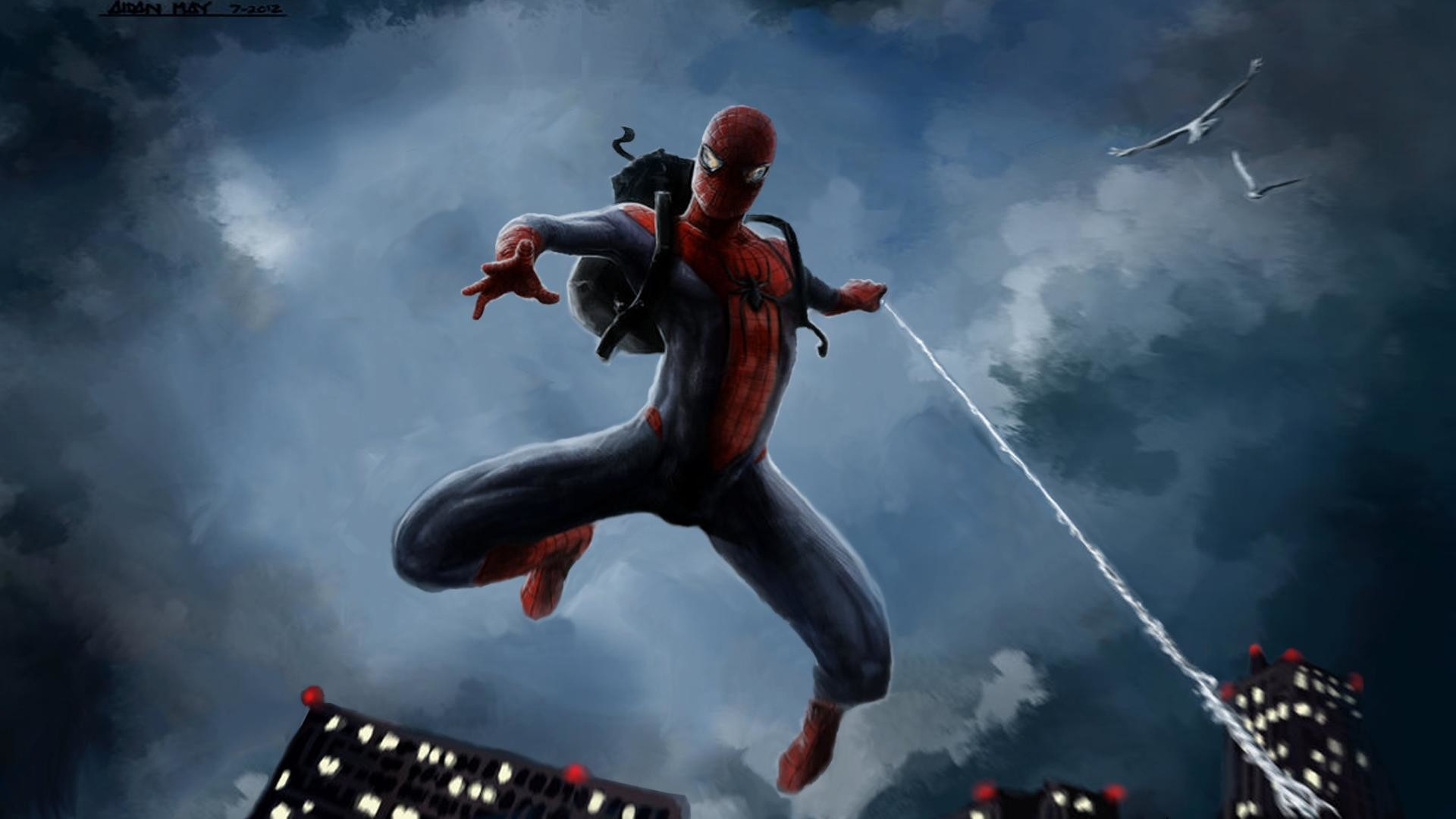 470 Spider-Man HD Wallpapers