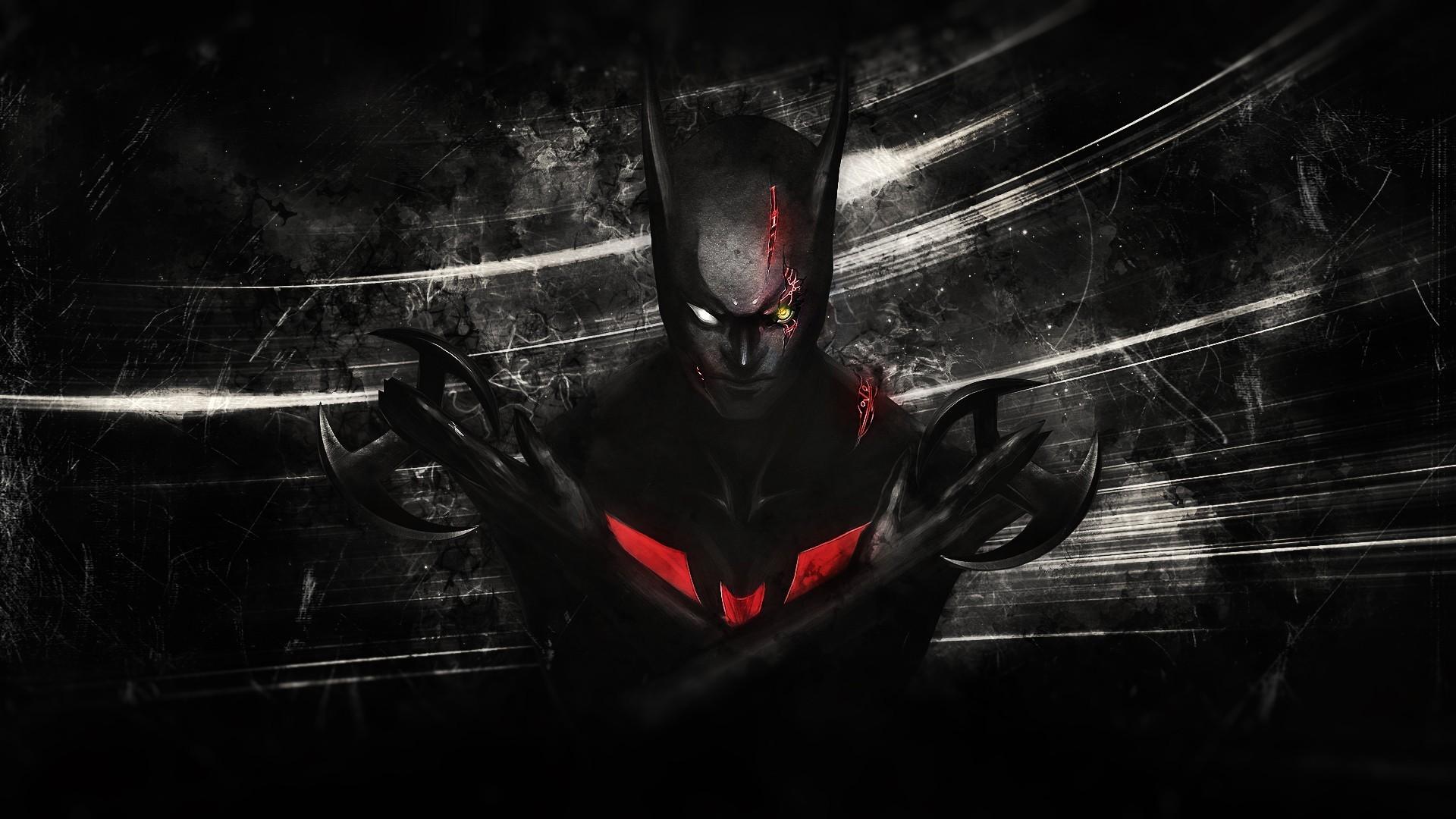 Does Batman Beyond count?