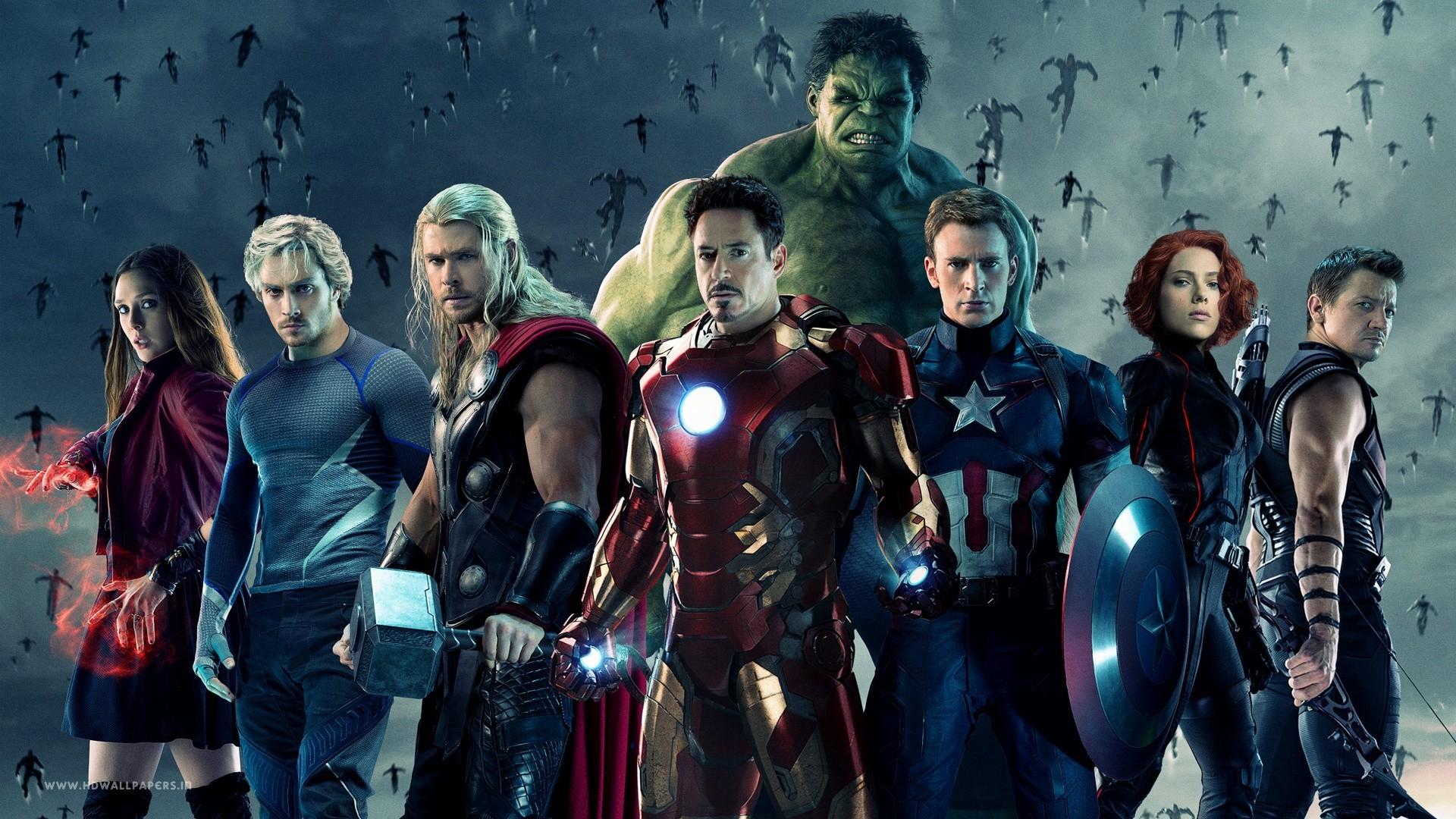 … avengers hd wallpaper