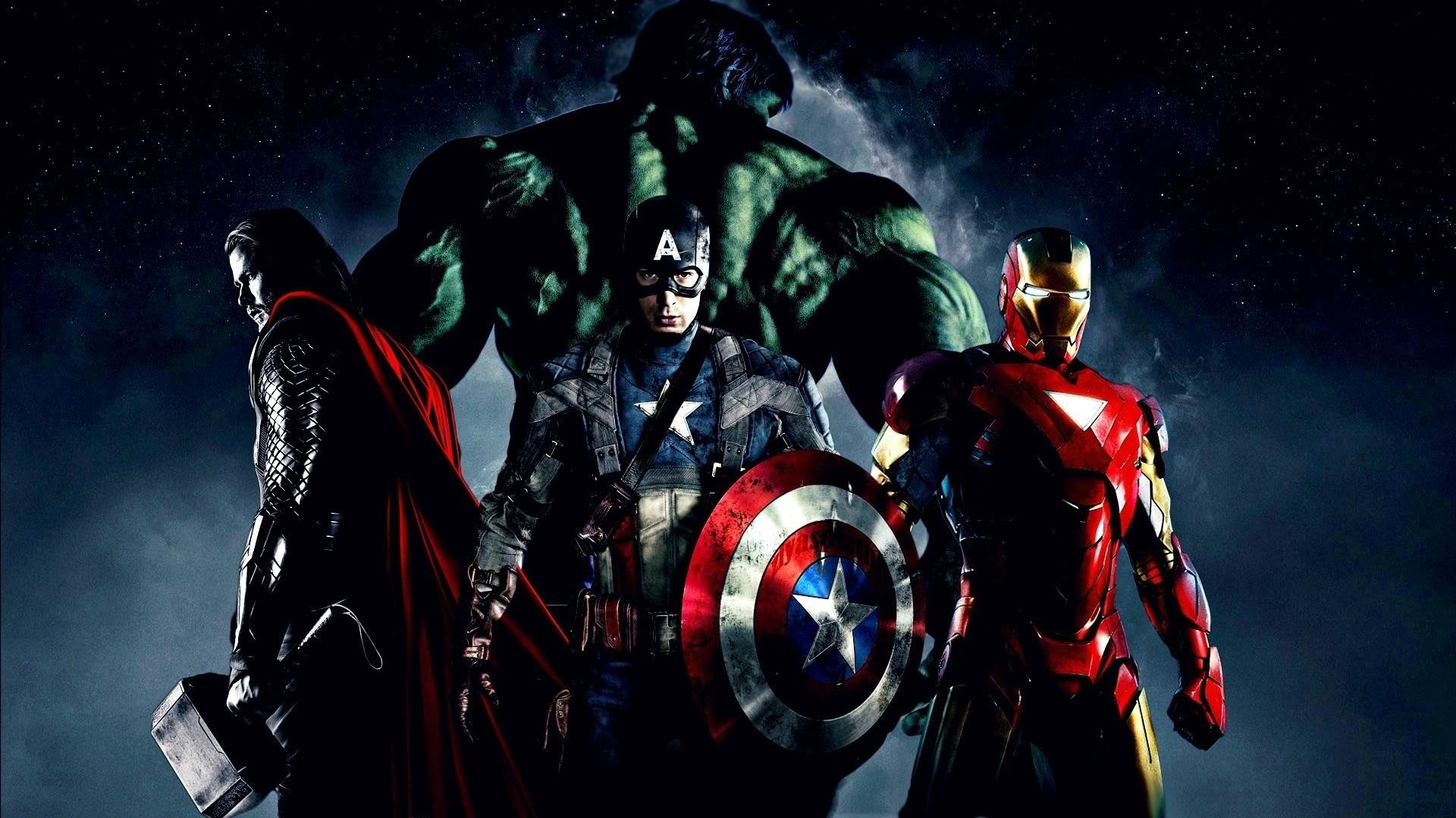 Avengers Desktop Wallpaper – WallpaperSafari