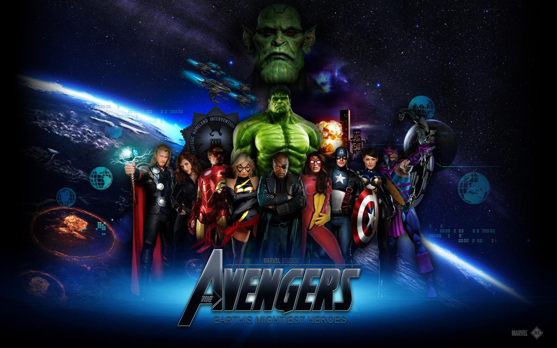 Avengers Desktop Wallpaper HD – WallpaperSafari
