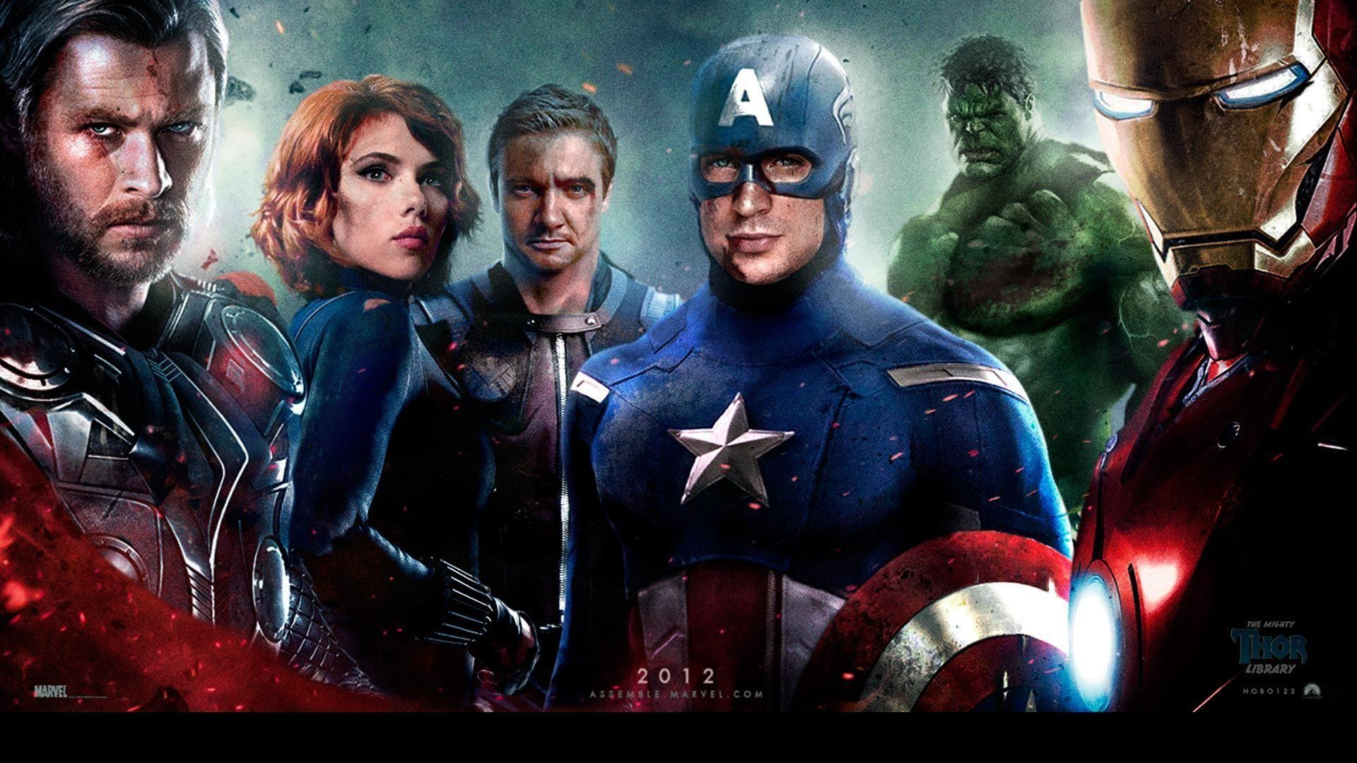Avengers Hd Wallpaper | Superhero Wallpapers