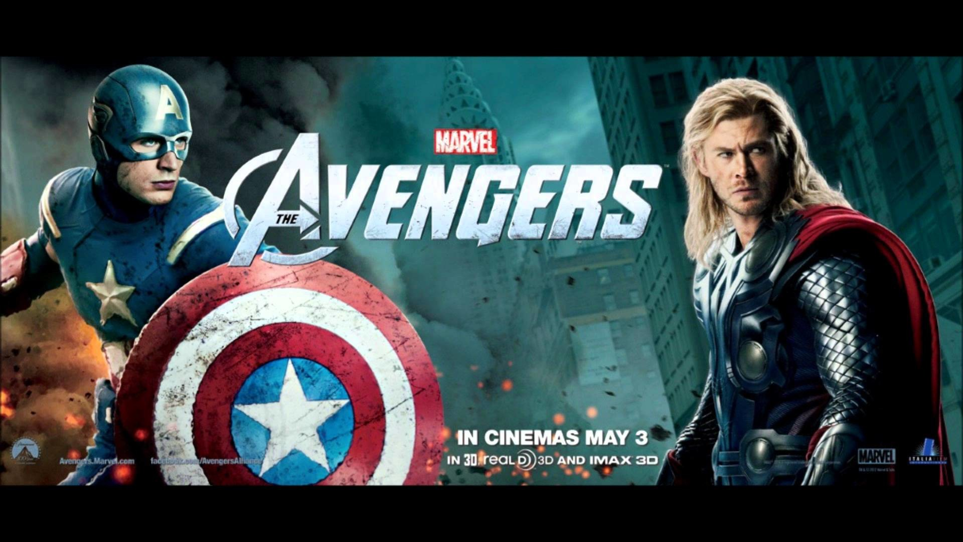Marvel's The Avengers HD Posters & Wallpaper in 1080p