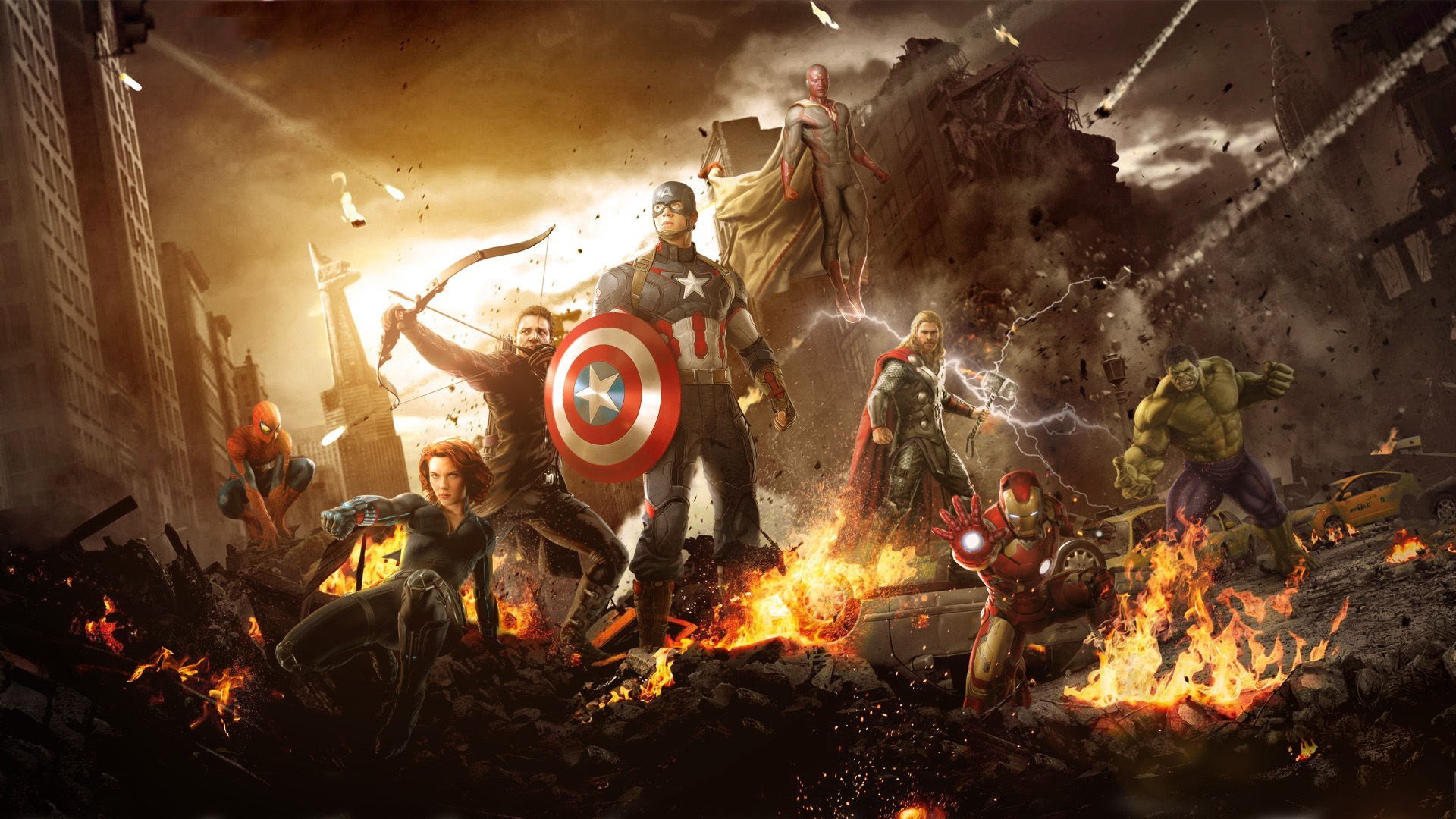 avengers hd wallpapers 1080p high quality