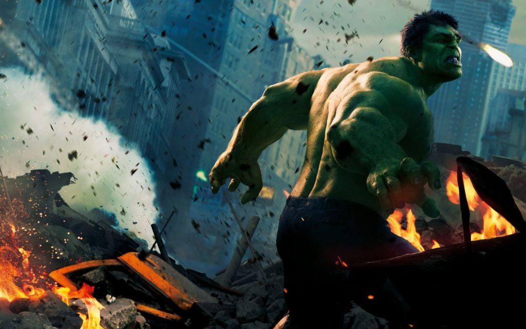 Hulk in 2012 Avengers Wallpapers