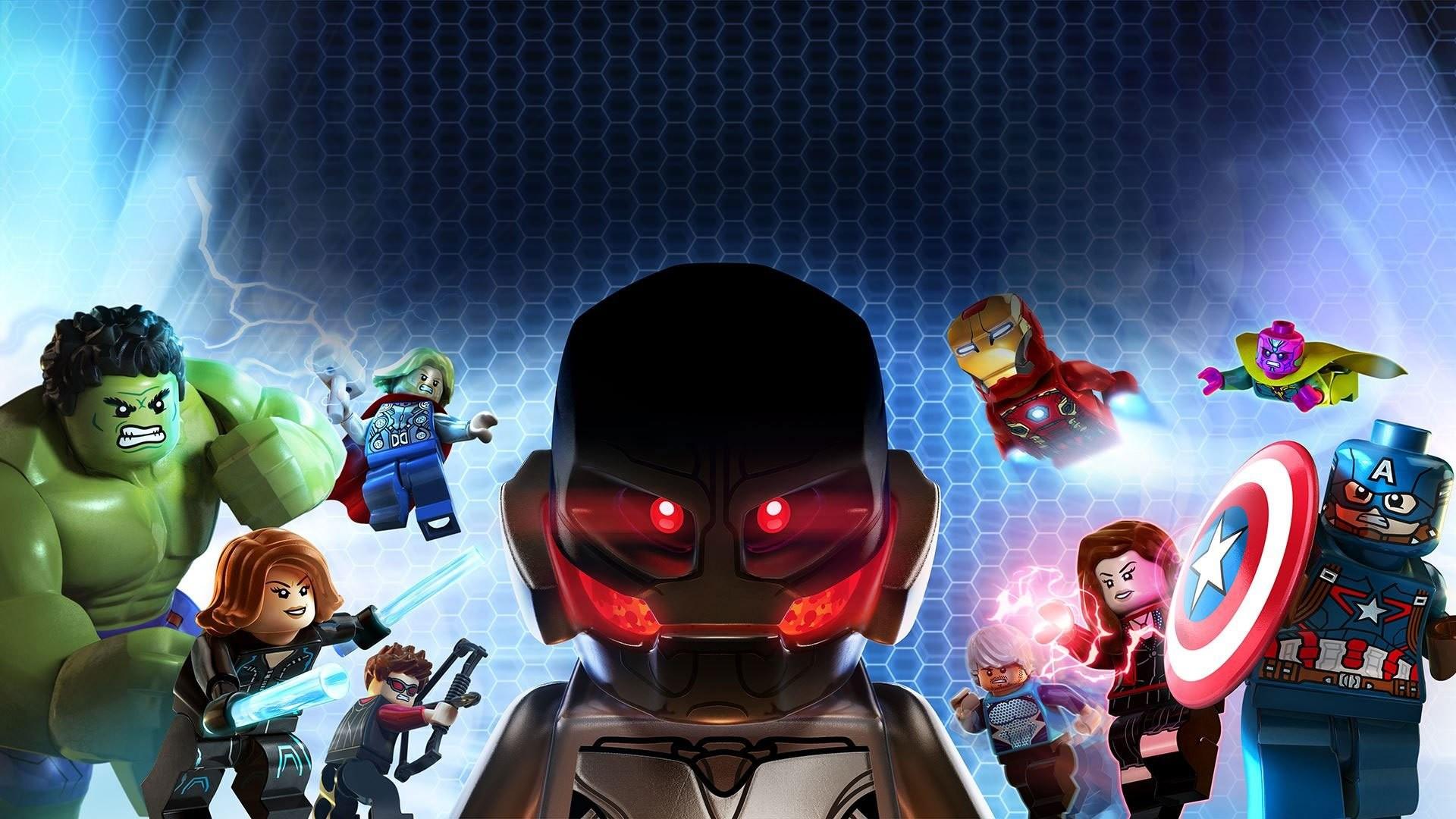 Lego Marvel S Avengers Wallpapers In Ultra Hd 4k