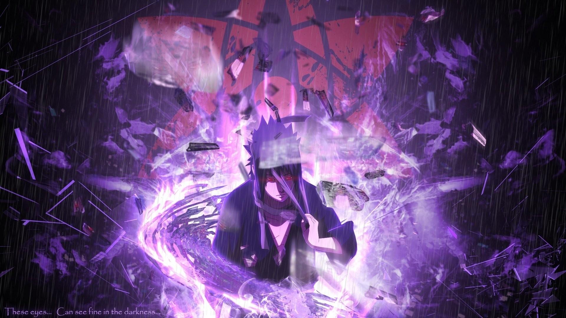 Anime – Naruto Sasuke Uchiha Wallpaper