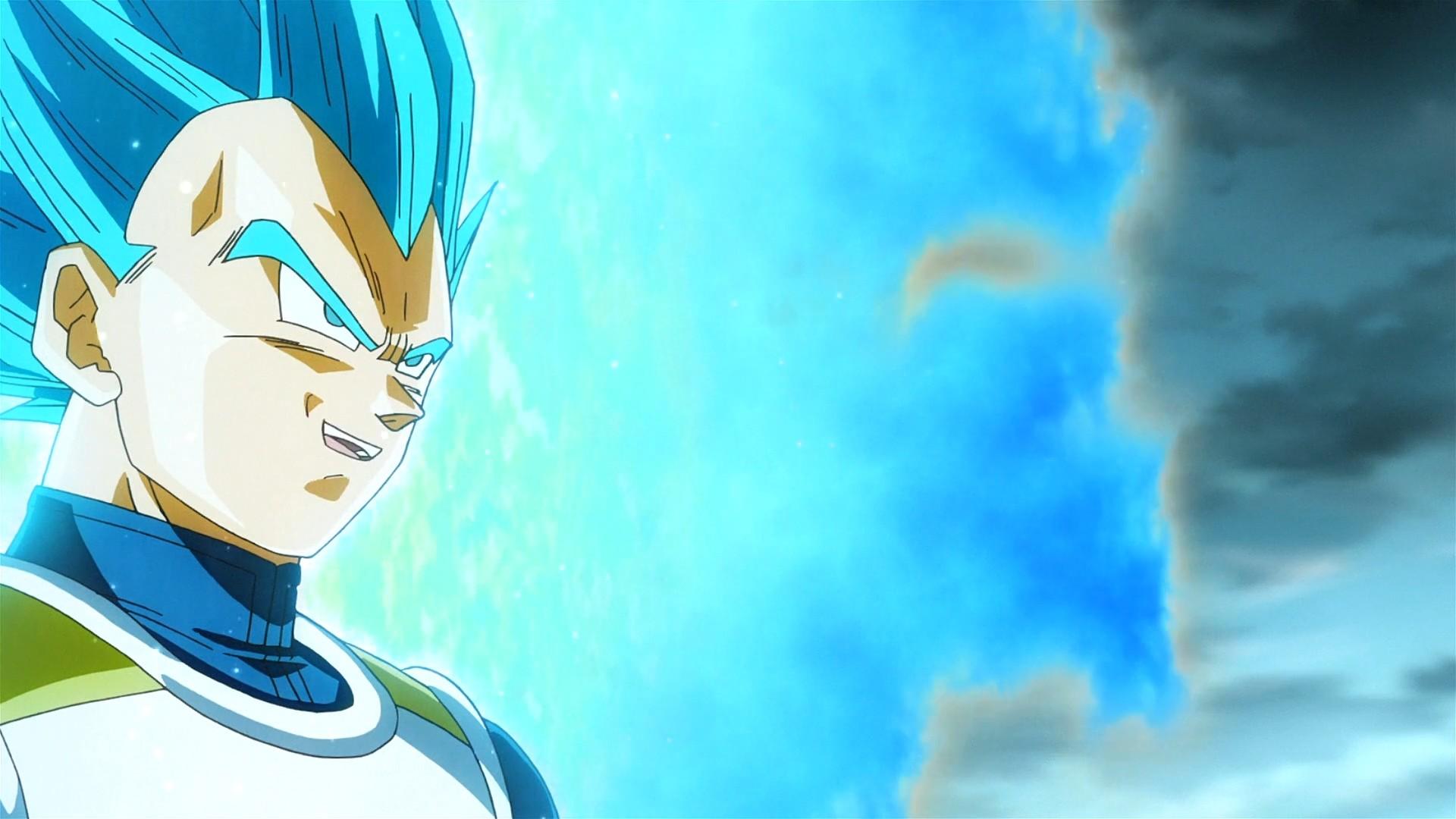 Vegeta Super Saiyan Blue – Dragon Ball Z: Resurrection 'F'