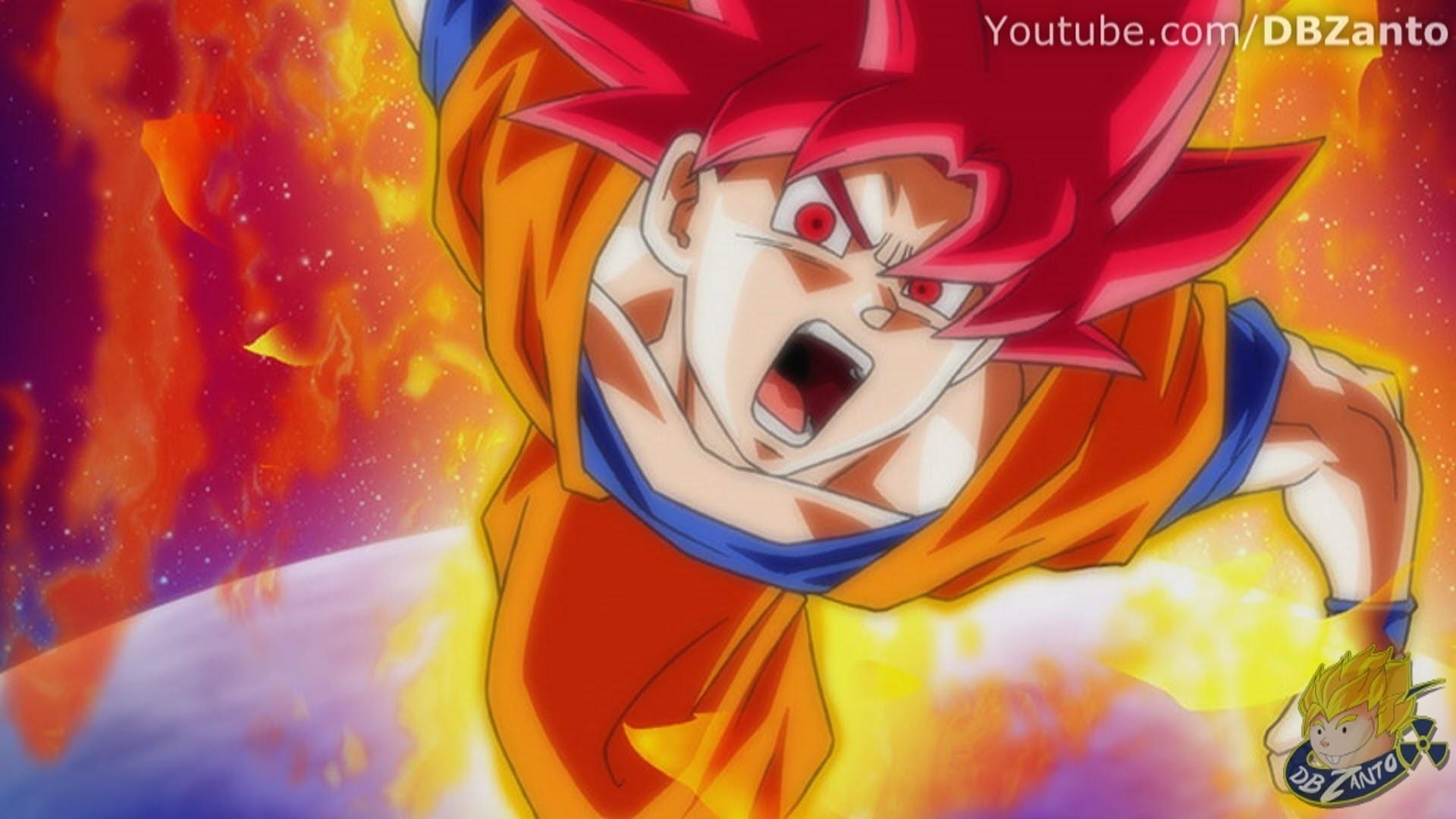 Viewing Gallery For – Dragon Ball Z Goku Super Saiyan God Hd