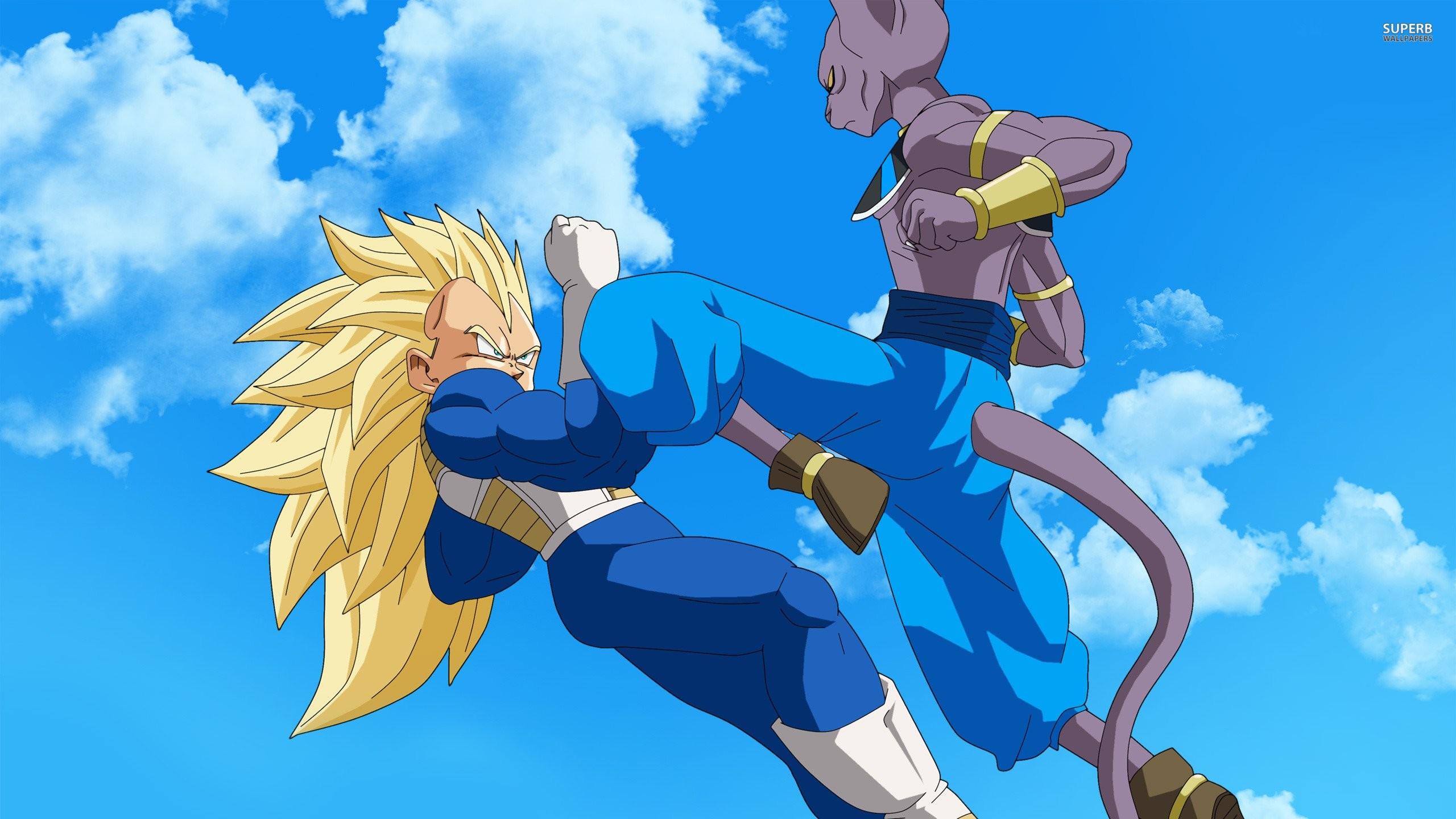 Bills And Vegeta – Dragon Ball Z Battle Of Gods