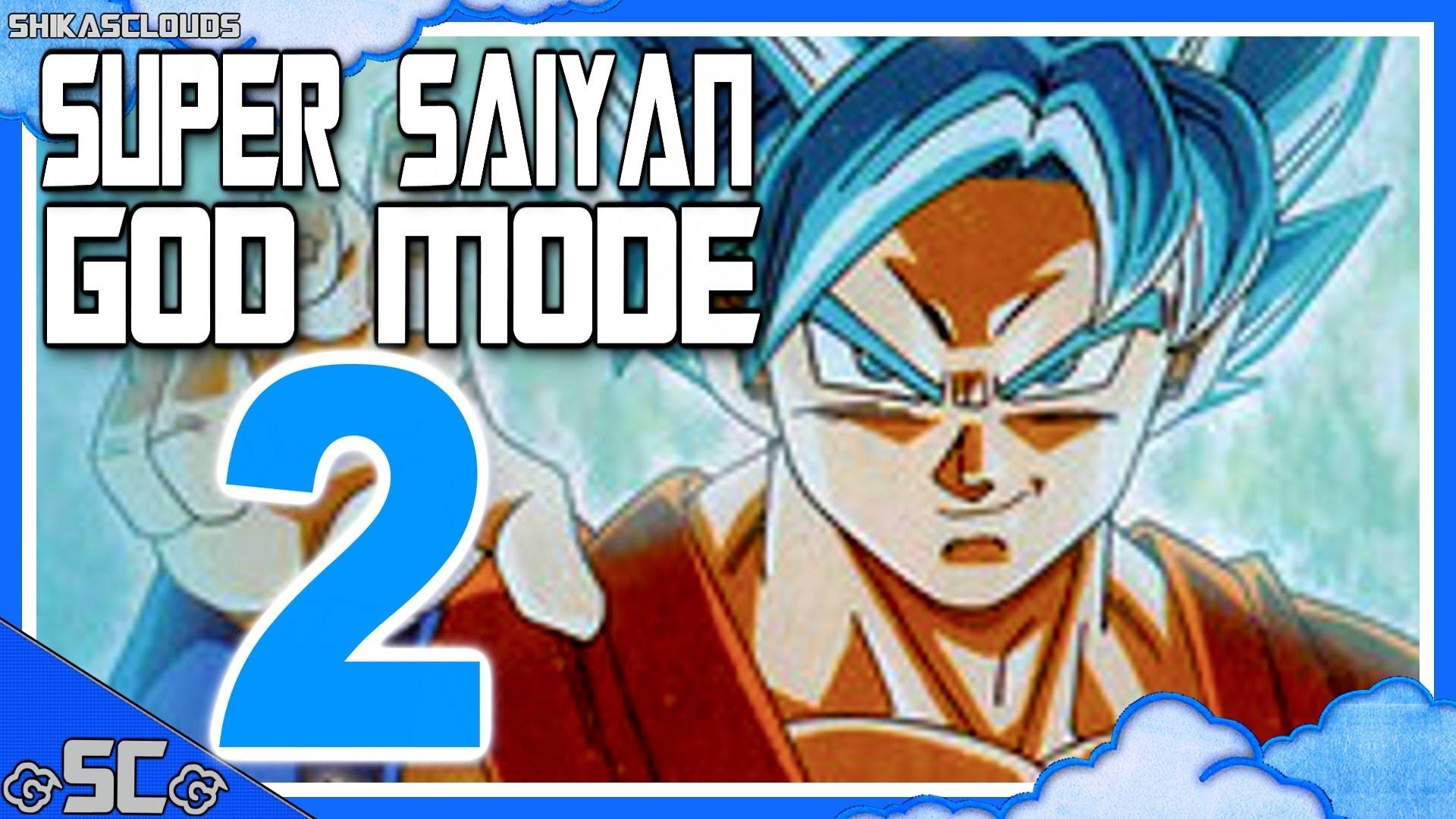 ○Super Saiyan God Mode 2 (BLUE?!) Revealed – Reaction/Thoughts! | DRAGON  BALL Z○ – YouTube