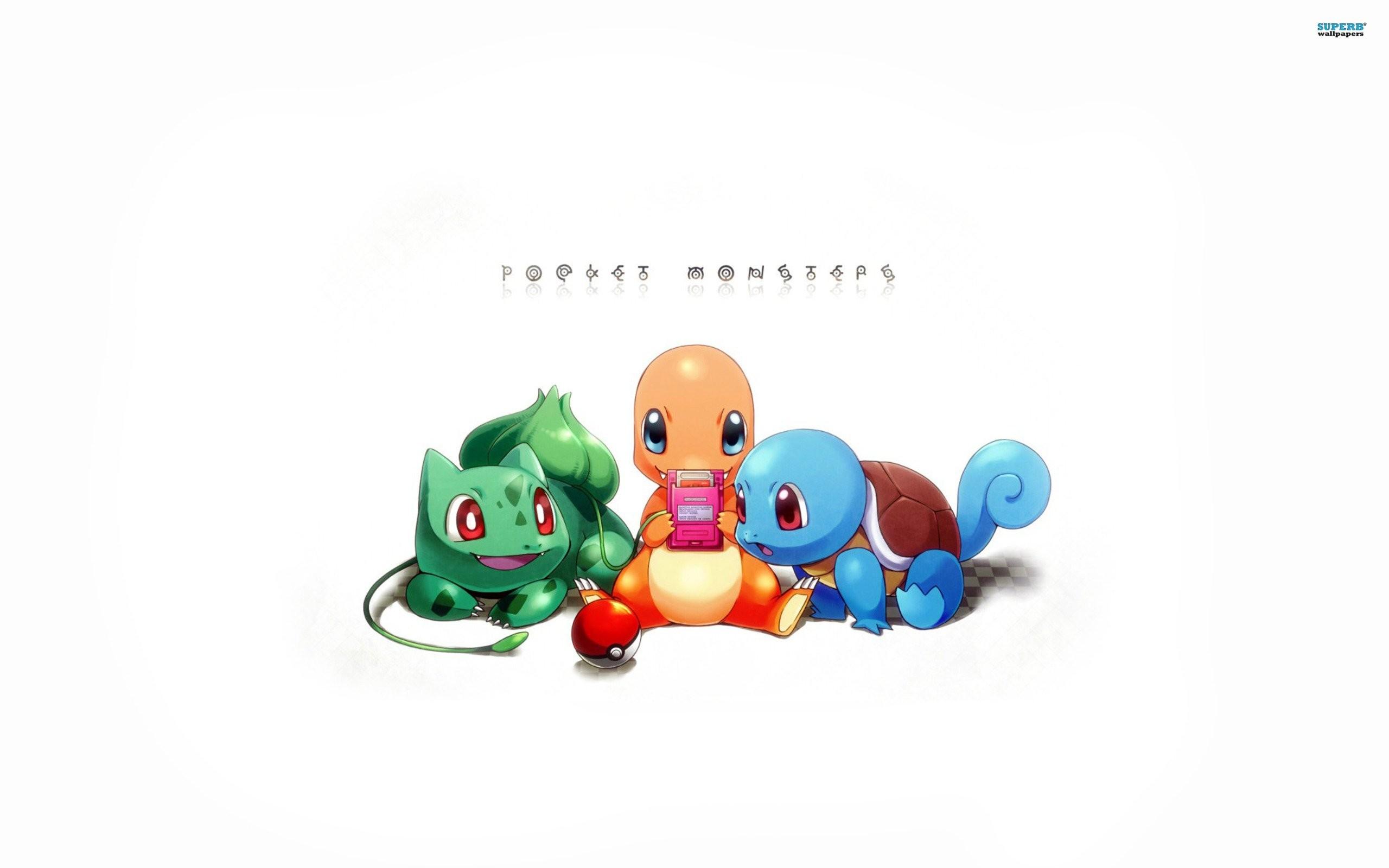 Pokemon Charmander Squirtle Bulbasaur 842852