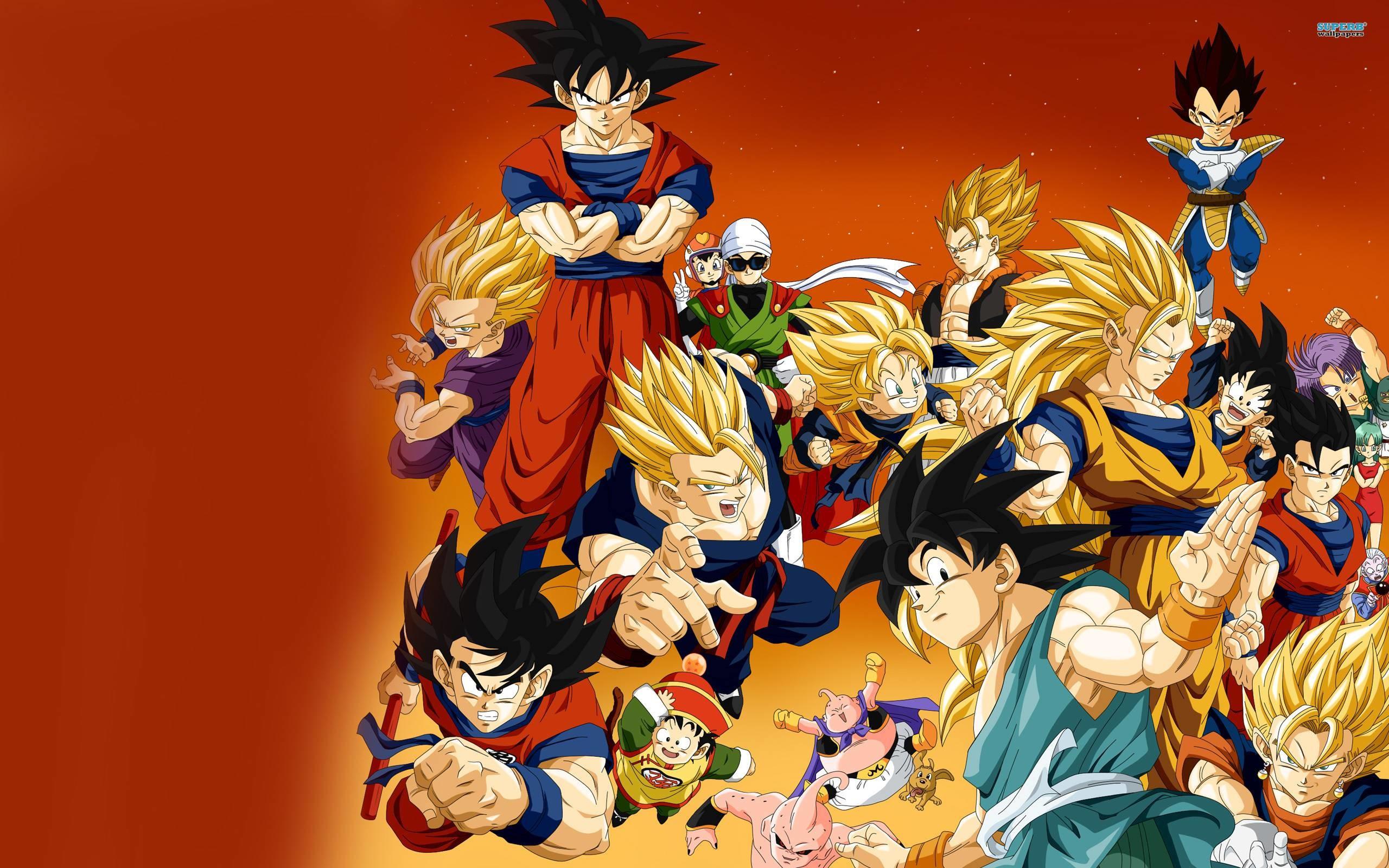 Best Dragon Ball Z New Hd Wallpaper #8097 Wallpaper | Risewall.