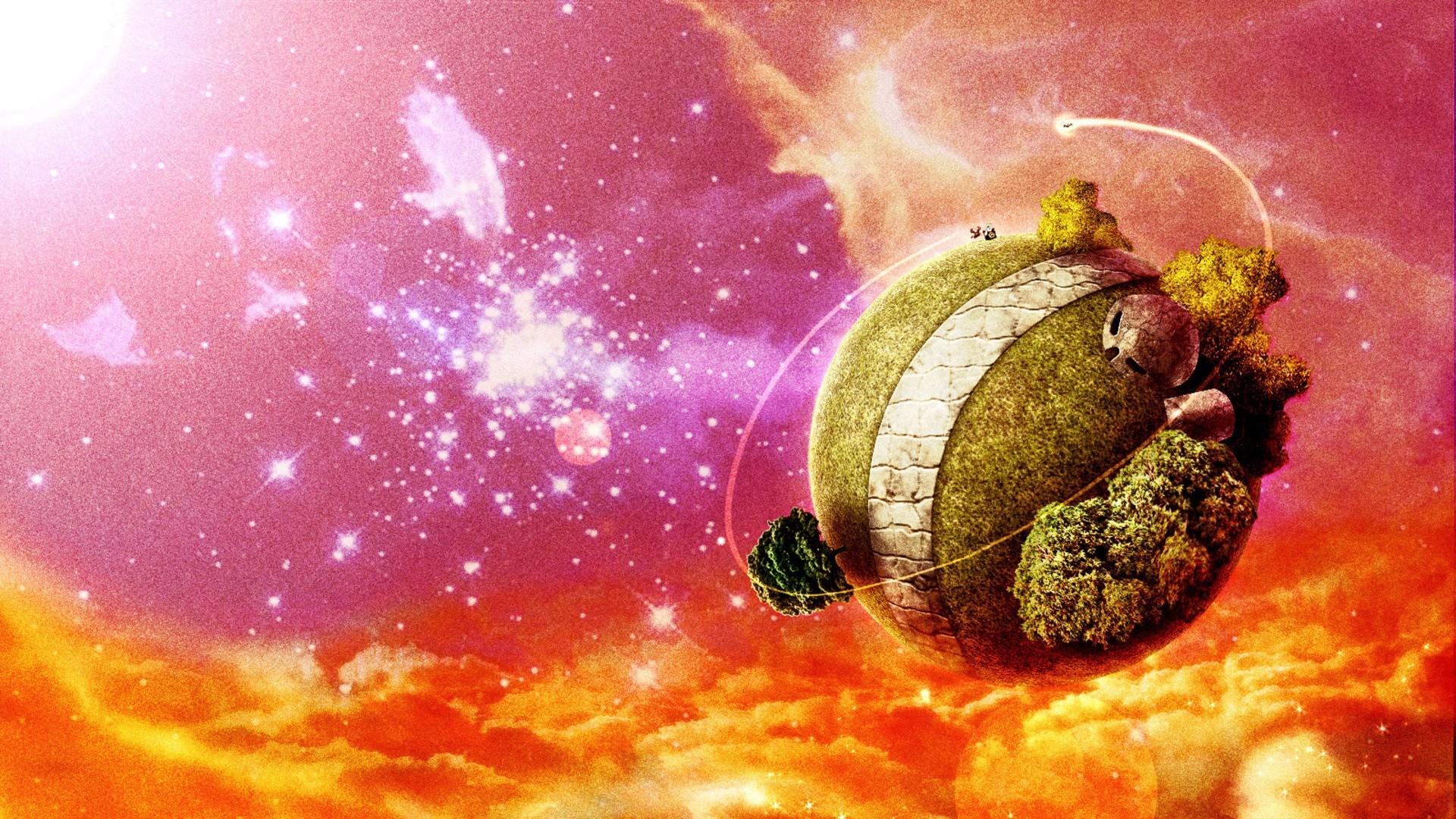 Beautiful Dragon Ball Z Background
