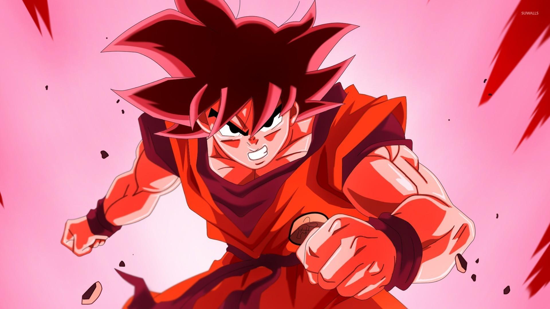 Goku – Dragon Ball Z wallpaper jpg