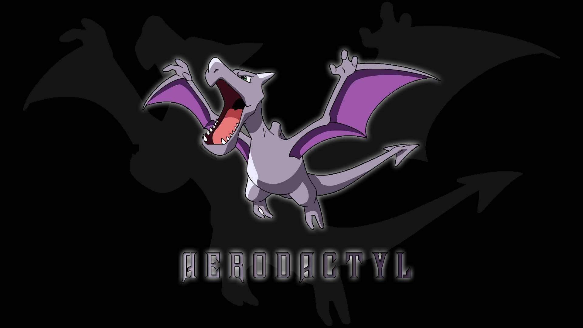 Pokemon Aerodactyl 396709 …