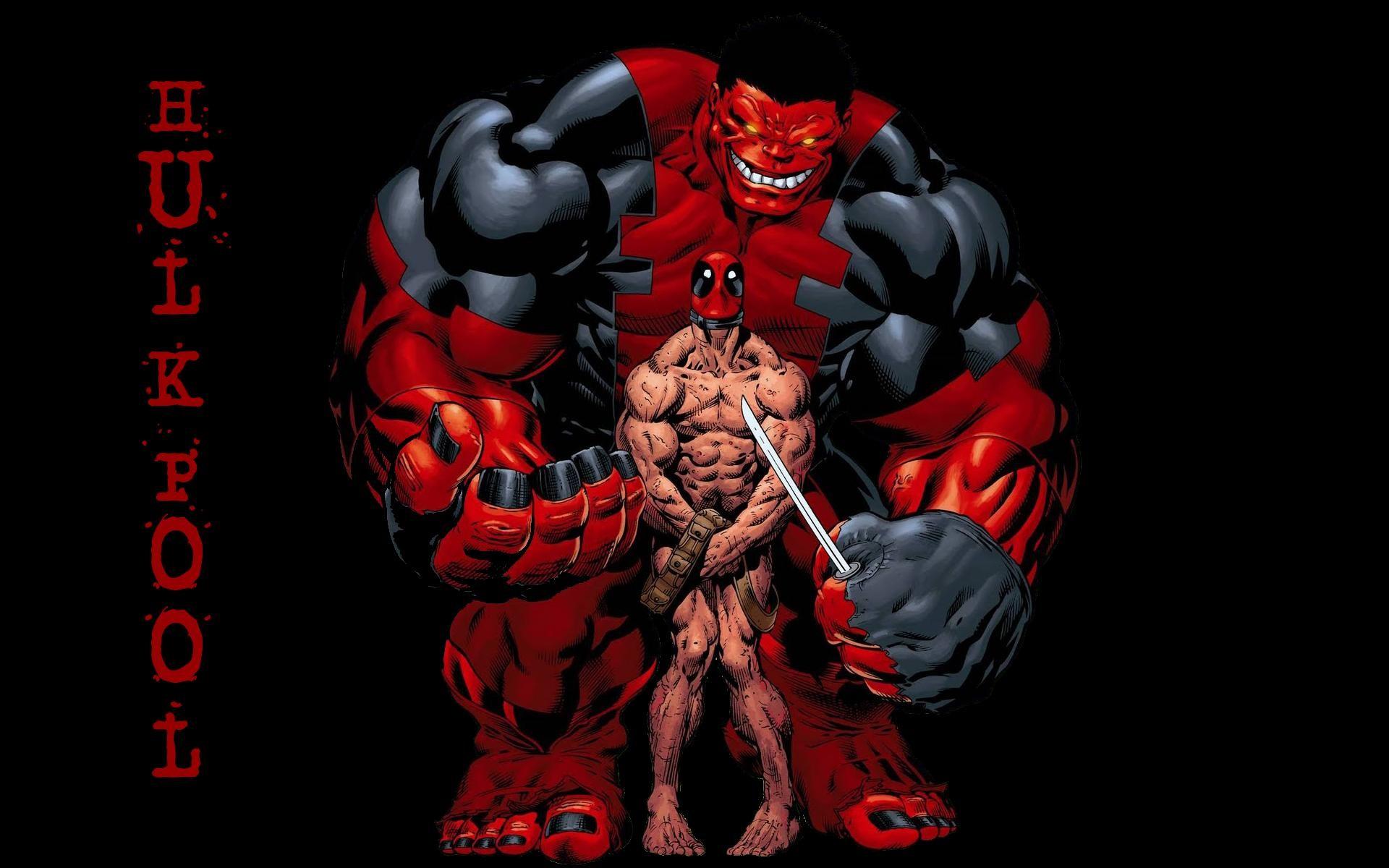 Hulkpool Wallpaper …
