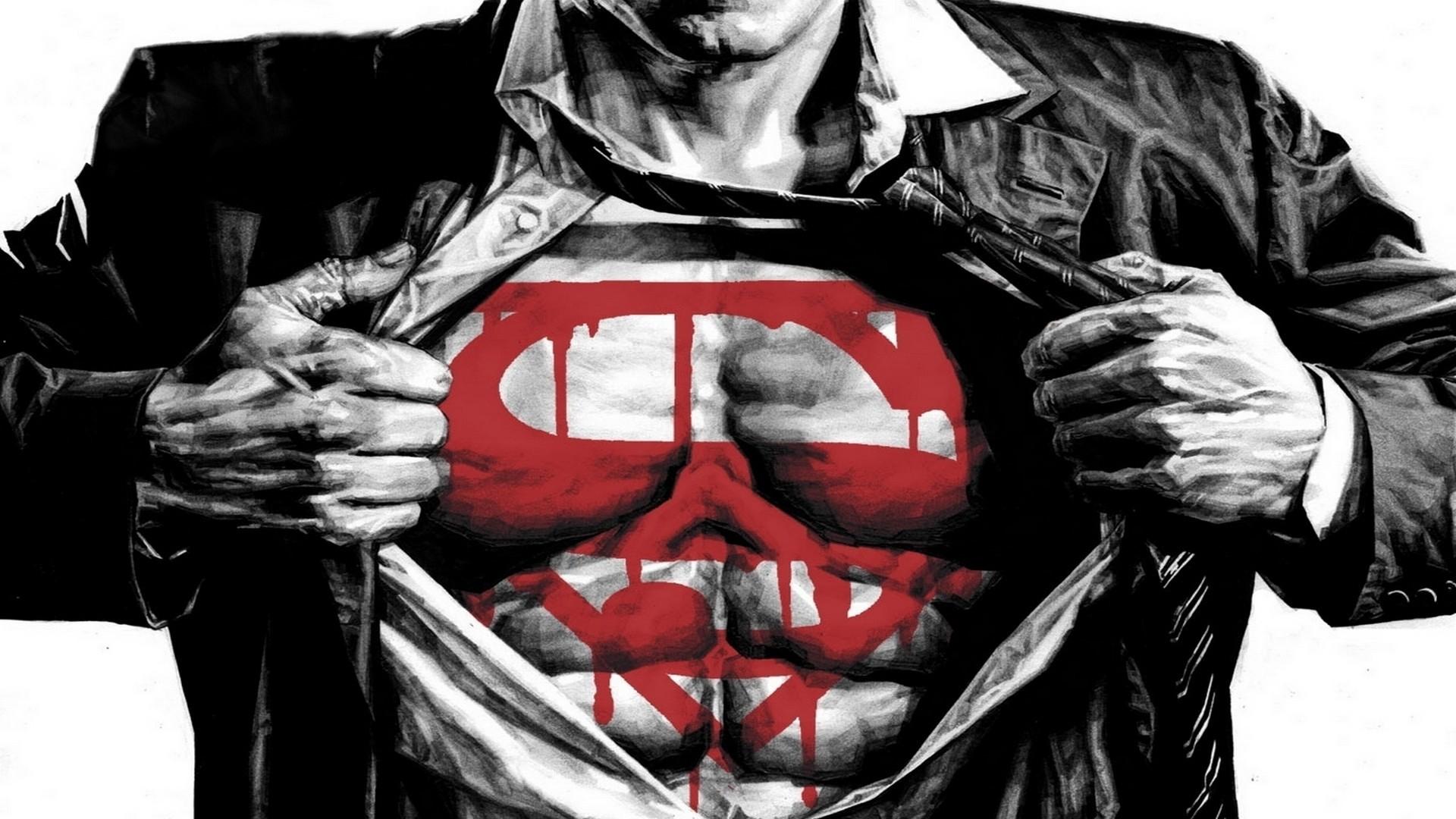 Superman, Fantasy Art, Drawing, DC Comics Wallpapers HD / Desktop and  Mobile Backgrounds