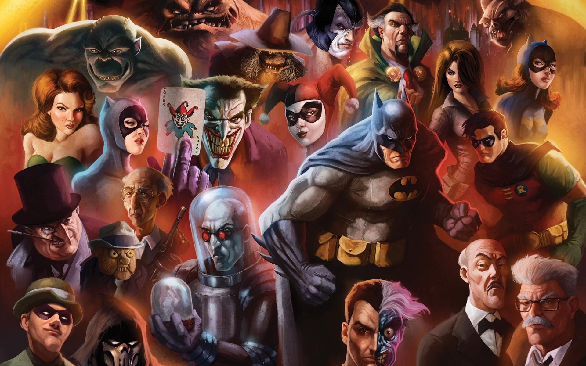 Wallpaper HD DC Comics Characters – HD Wallpaper Expert