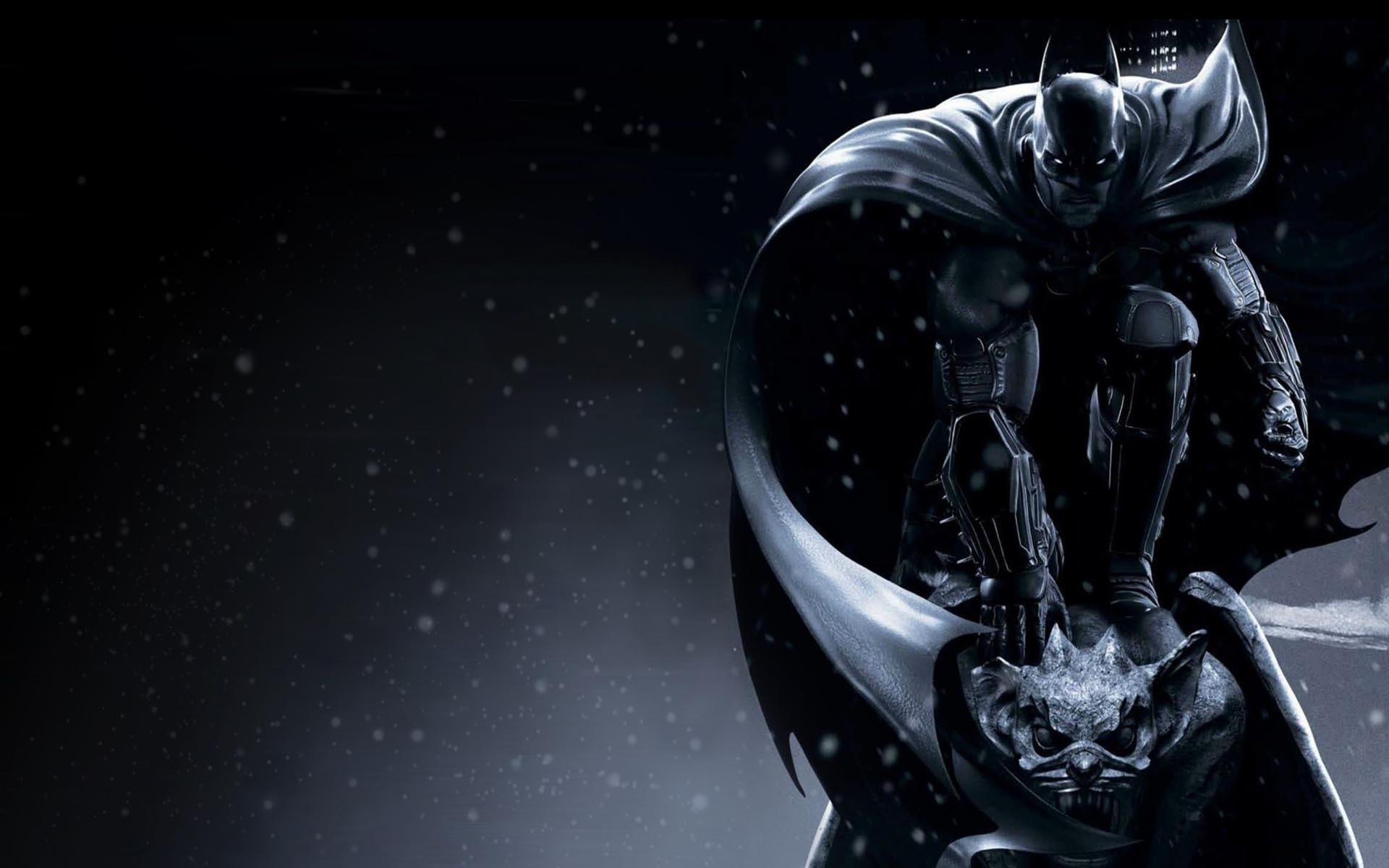 DC Comics Batman HD Wallpaper.