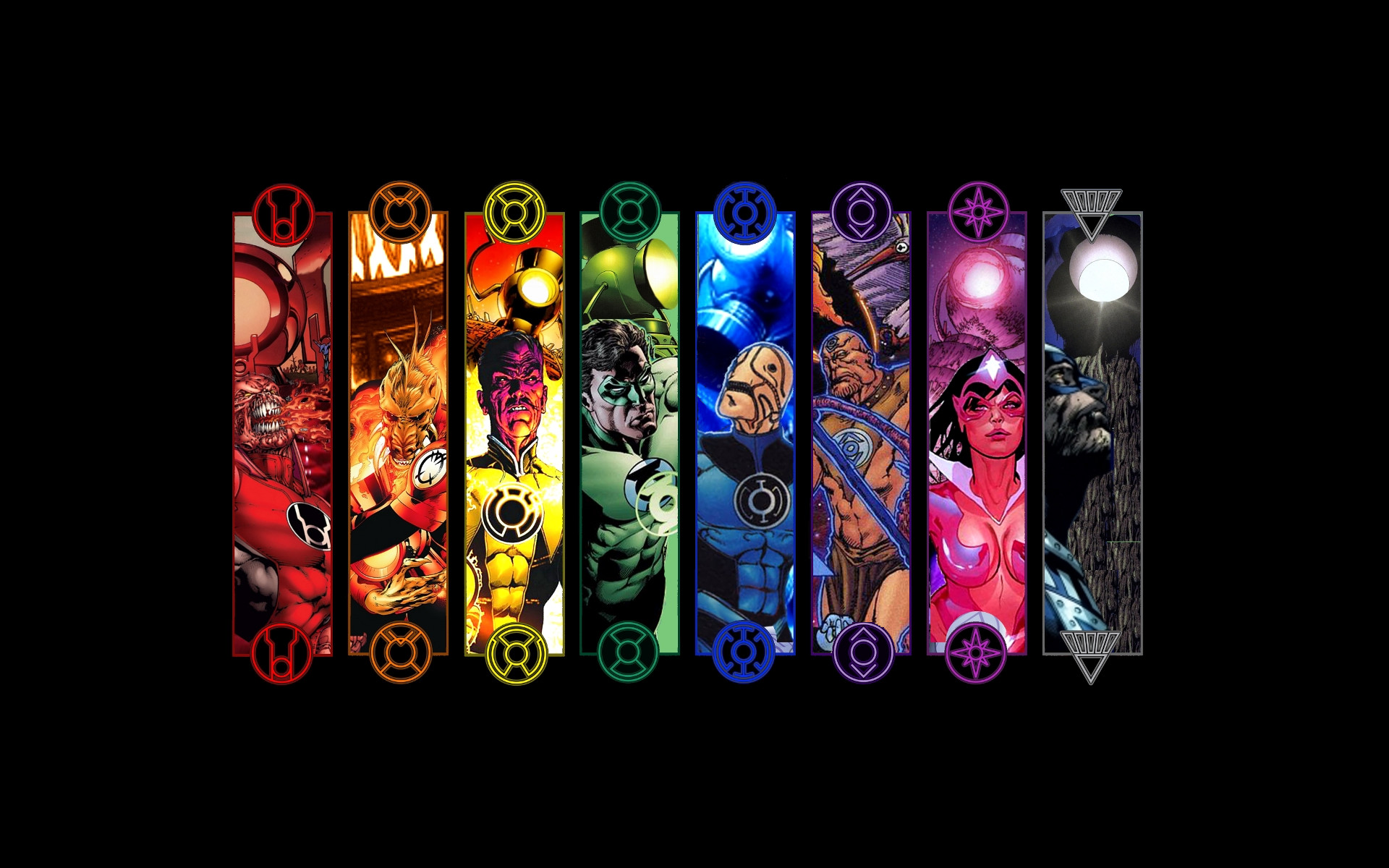 11 Larfleeze (DC Comics) HD Wallpapers