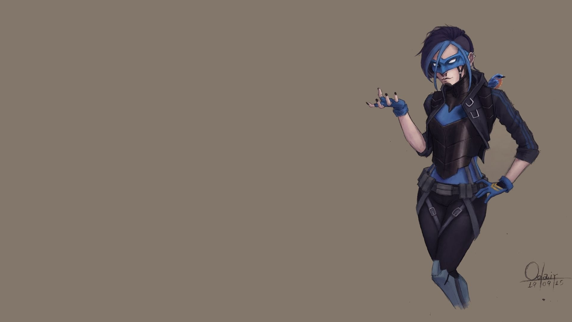 HD Wallpaper   Background ID:785334. Comics Bluebird