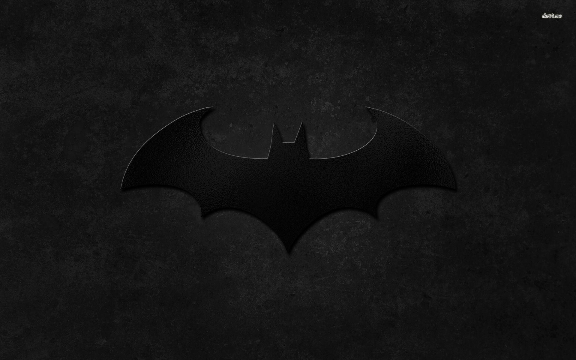 Black Batman Logo wallpaper – Digital Art wallpapers – #43078