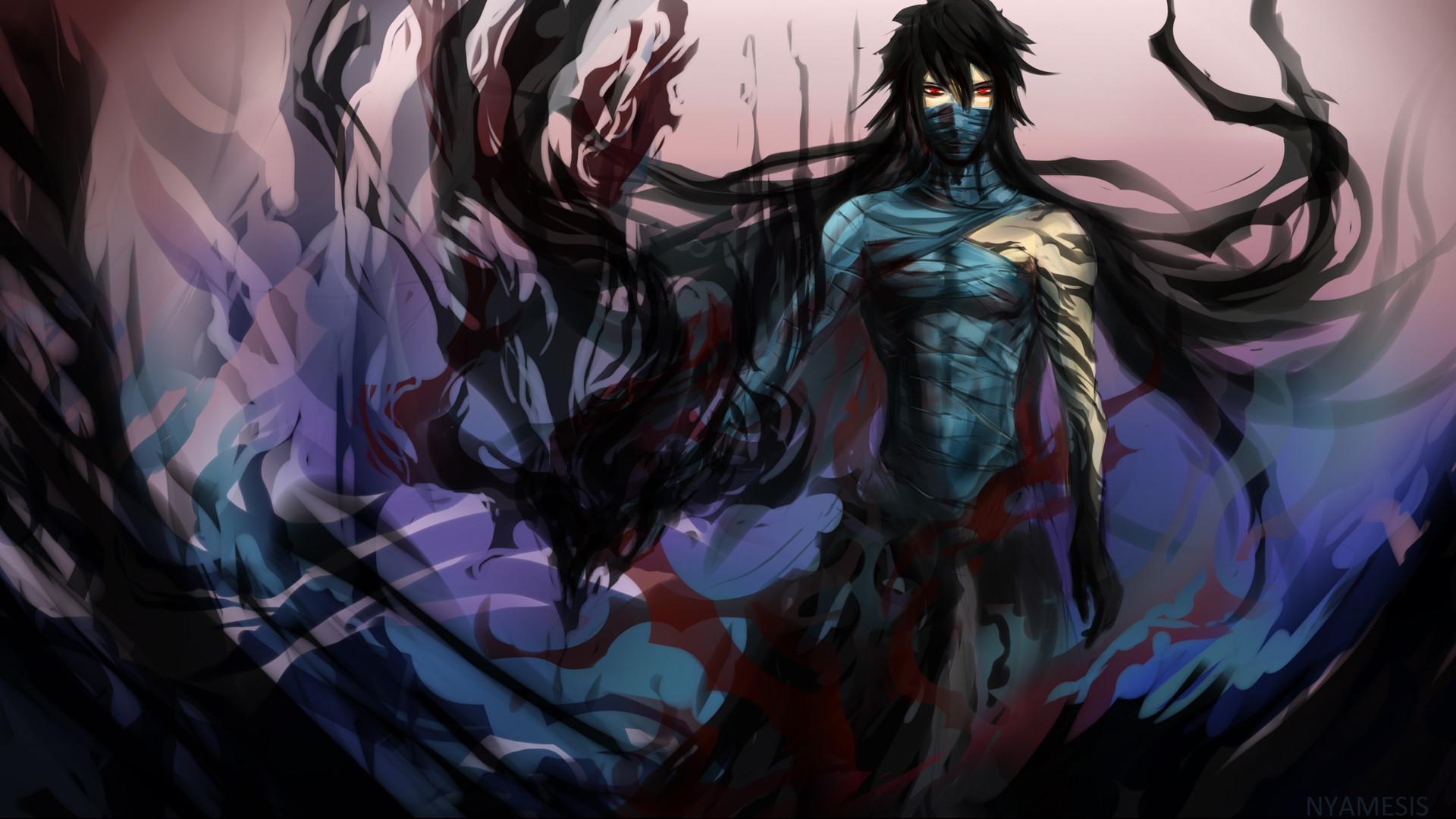 kurosaki ichigo final getsuga tenshou bleach anime hd wallpaper .