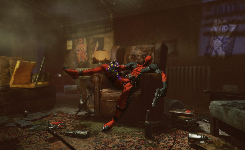 HD Wallpaper   Background ID:284782. Video Game Deadpool