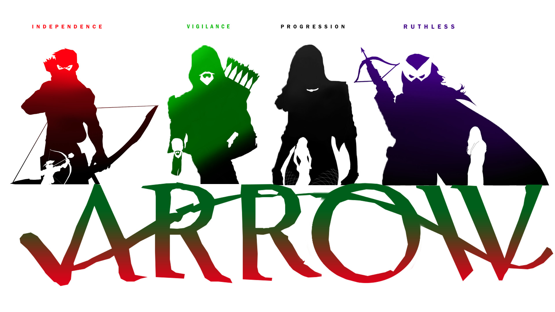 HDQ Cover Green Arrow Pictures 0.41 Mb, NMgnCP