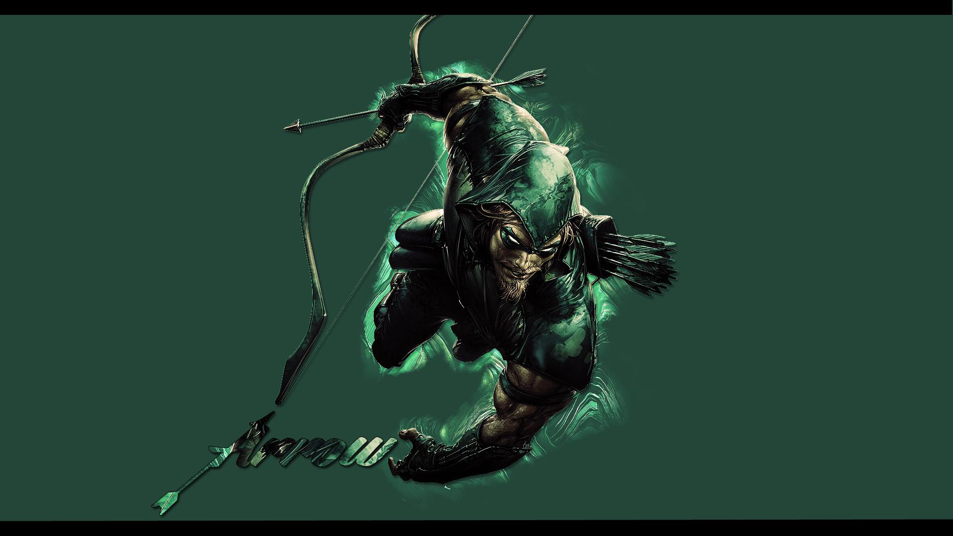 Green Arrow/Arrow Wallpaper HD By Tooyp