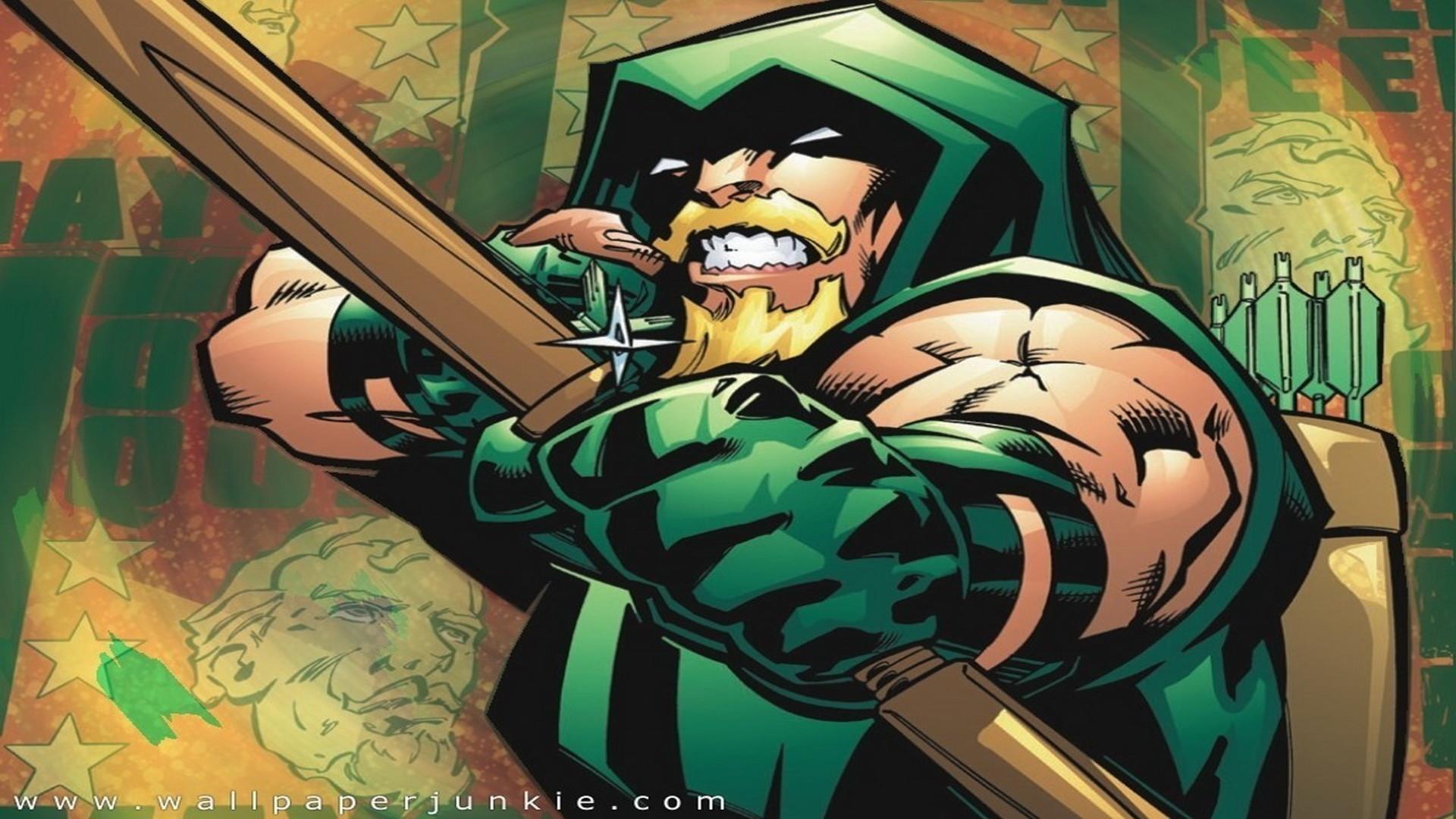 Green Arrow Logo Wallpaper Green arrow HTML code