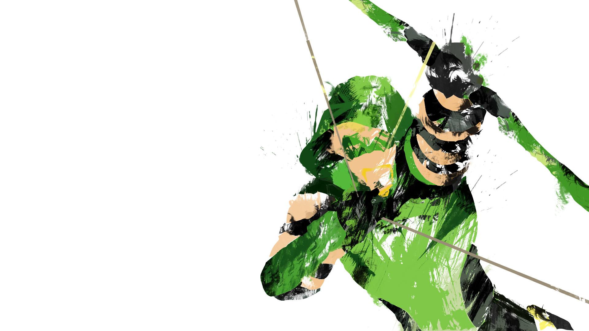 Green Arrow Computer Wallpapers, Desktop Backgrounds …
