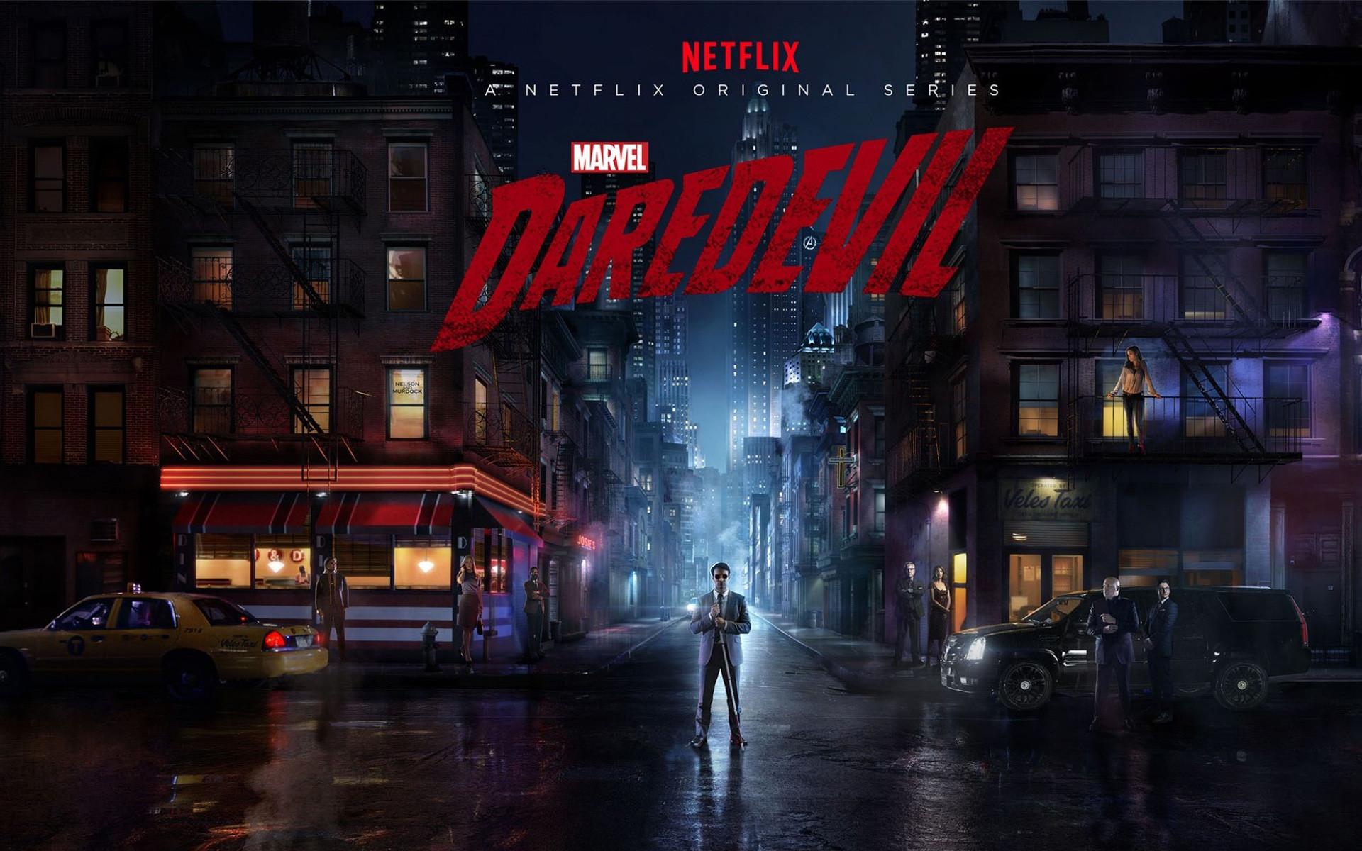 Daredevil 2015 TV Series