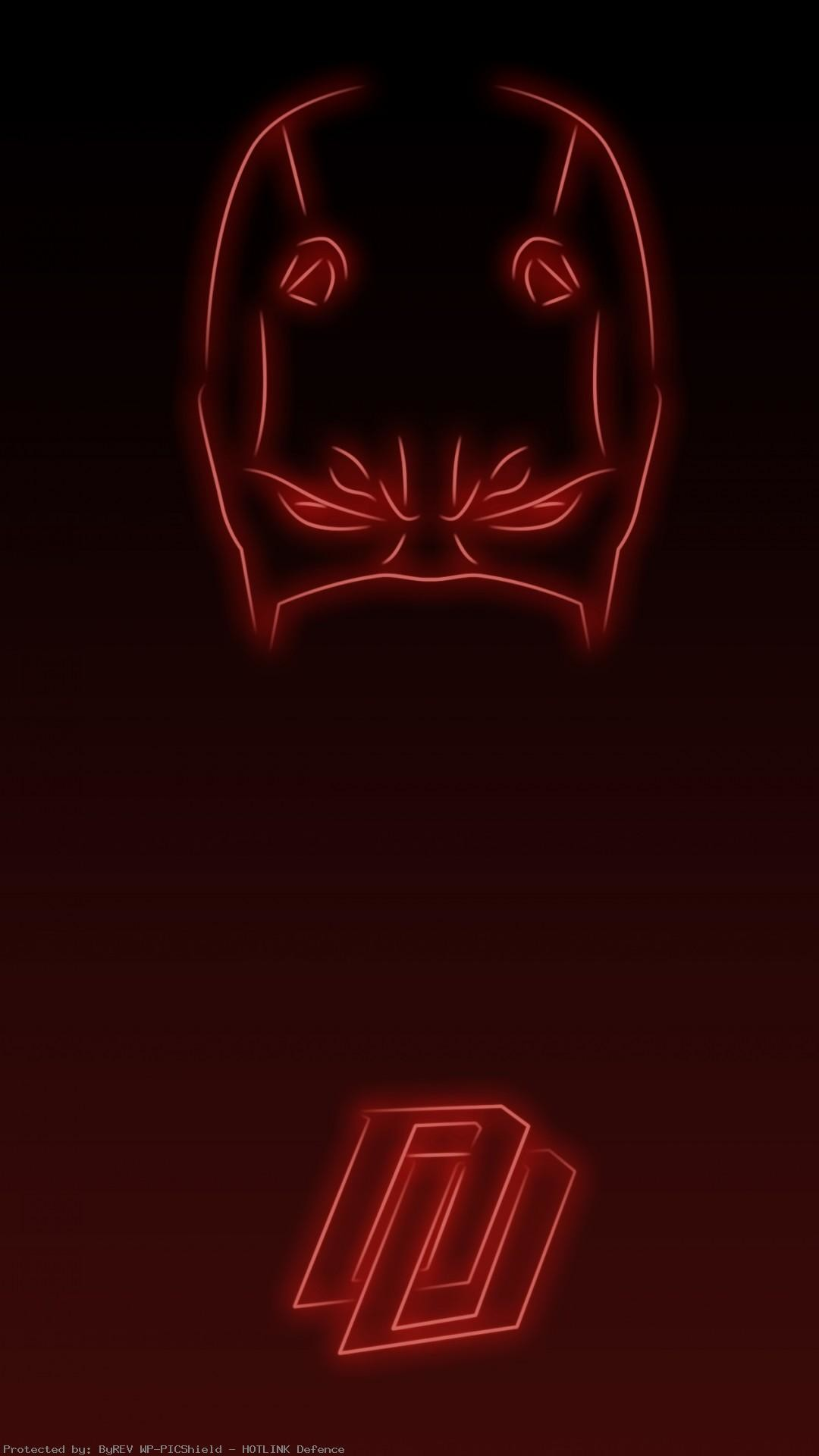 Daredevil-Tap-to-see-more-Superheroes-Glow-With-