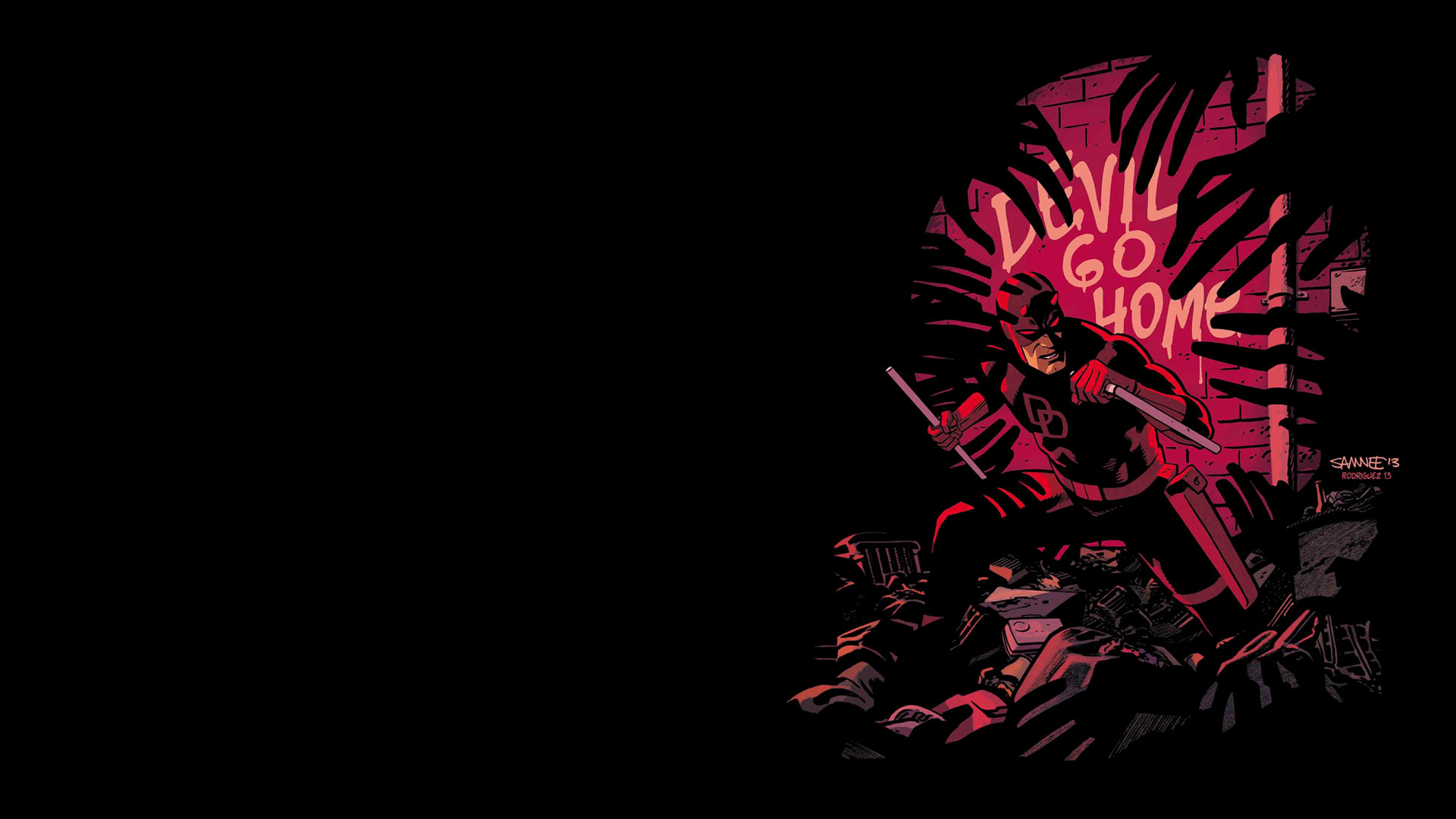 Daredevil Wallpapers, Achtergronden     ID:477841