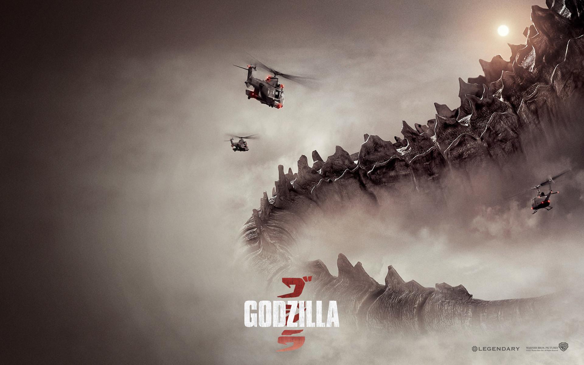 New Godzilla Movie · Godzilla Poster Movie wallpaper