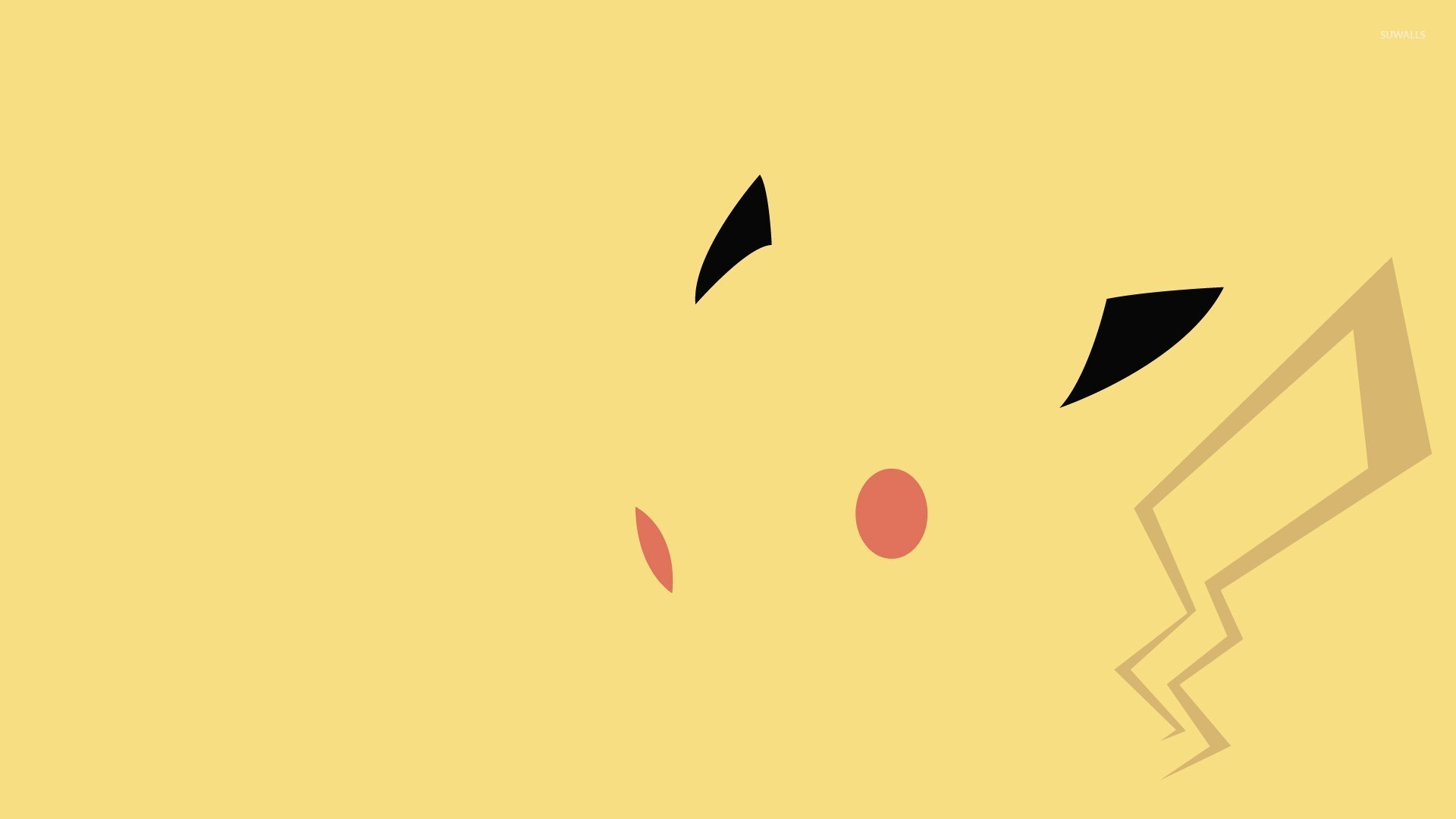 Pikachu – Pokemon [3] wallpaper