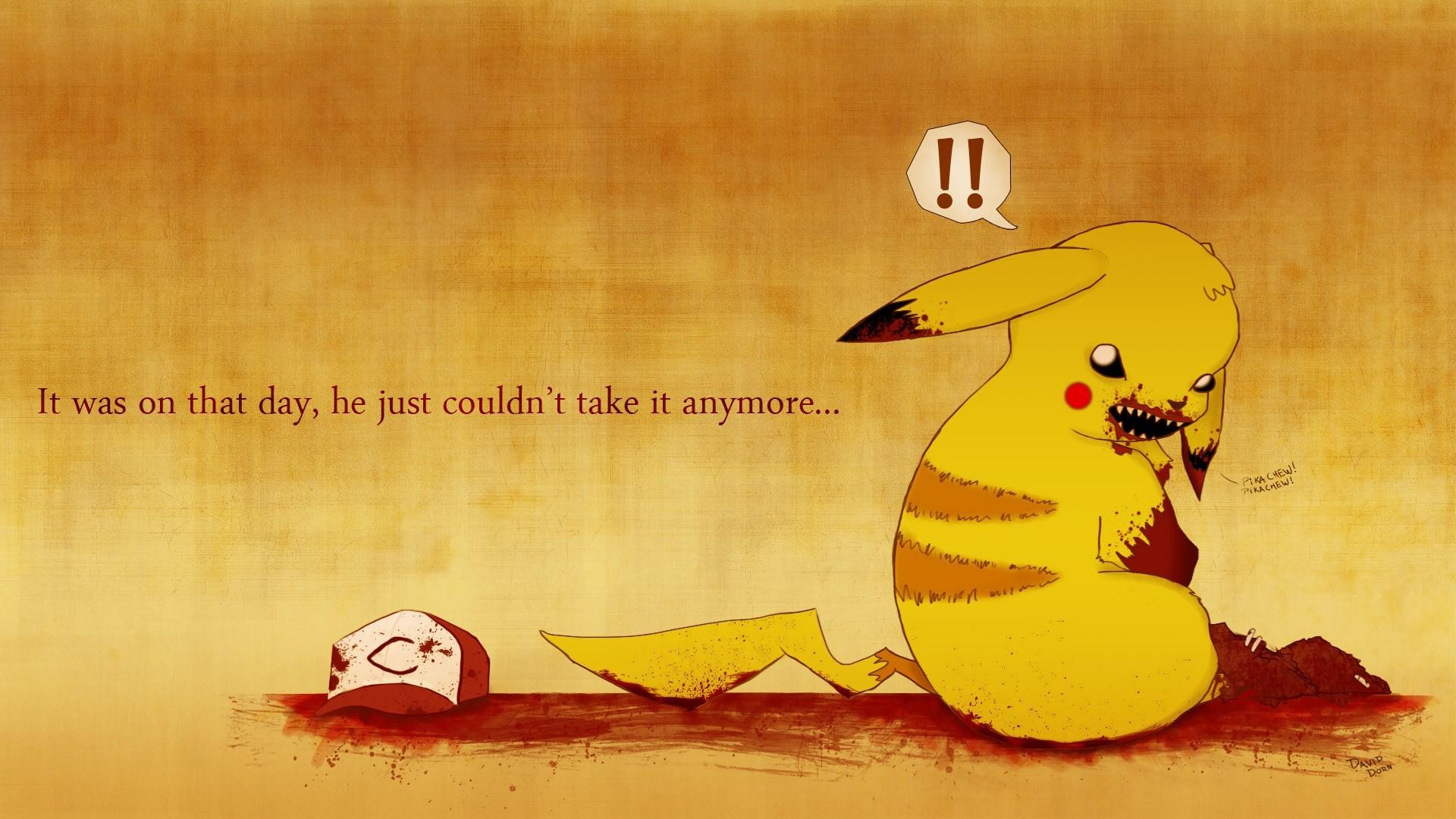 pikachu desktop wallpaper pictures free