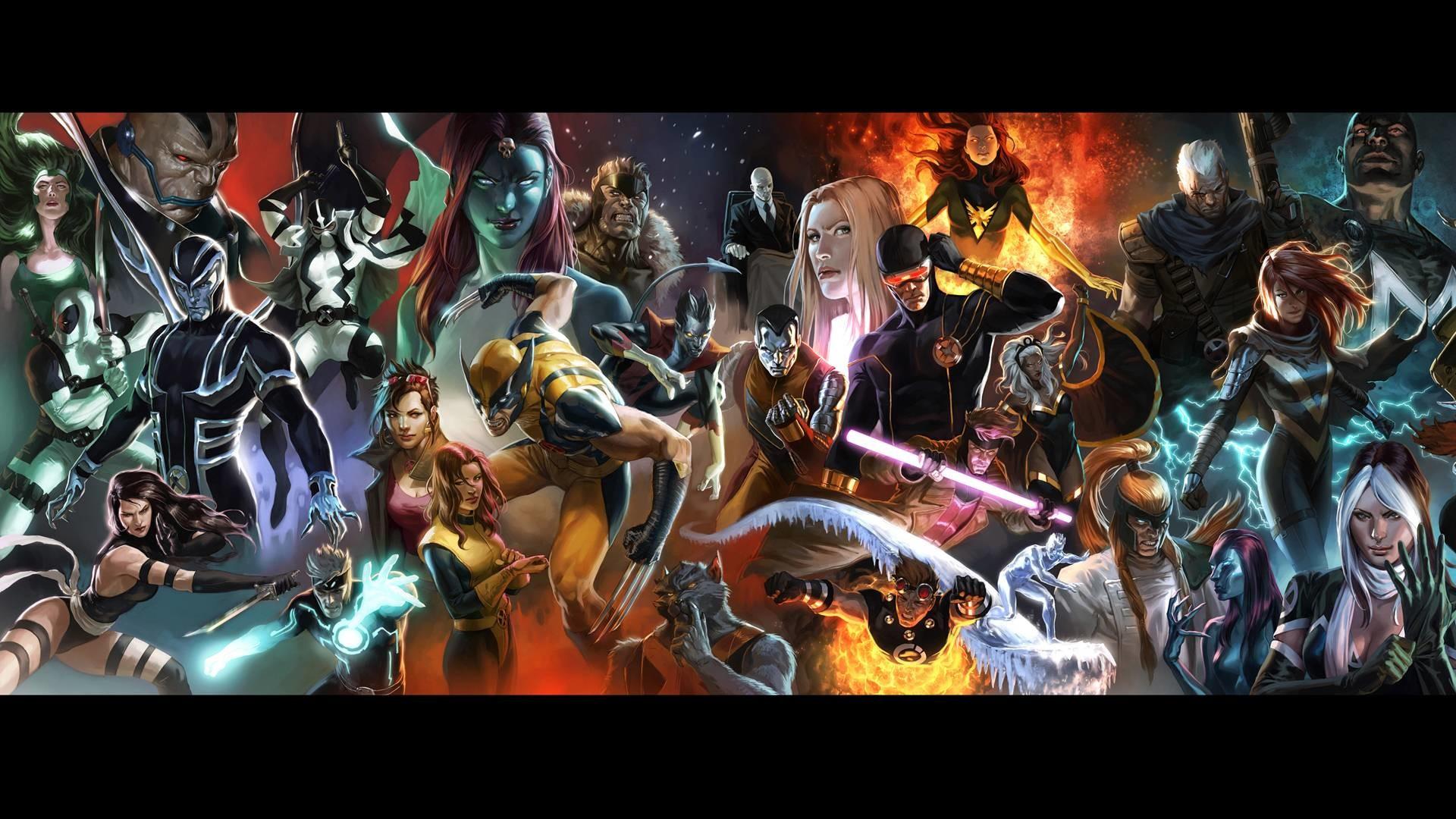 Marvel Computer Wallpapers, Desktop Backgrounds Id: 283338