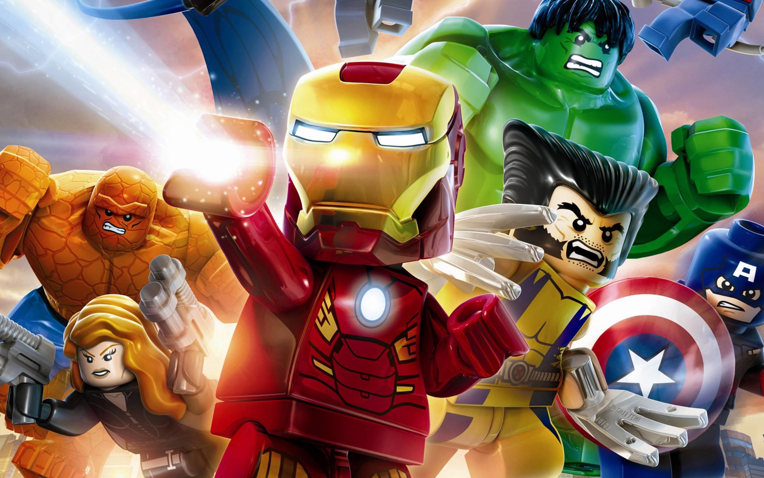 Lego Marvel Superhero Wallpaper HQ Resolution #56341 – Ehiyo.