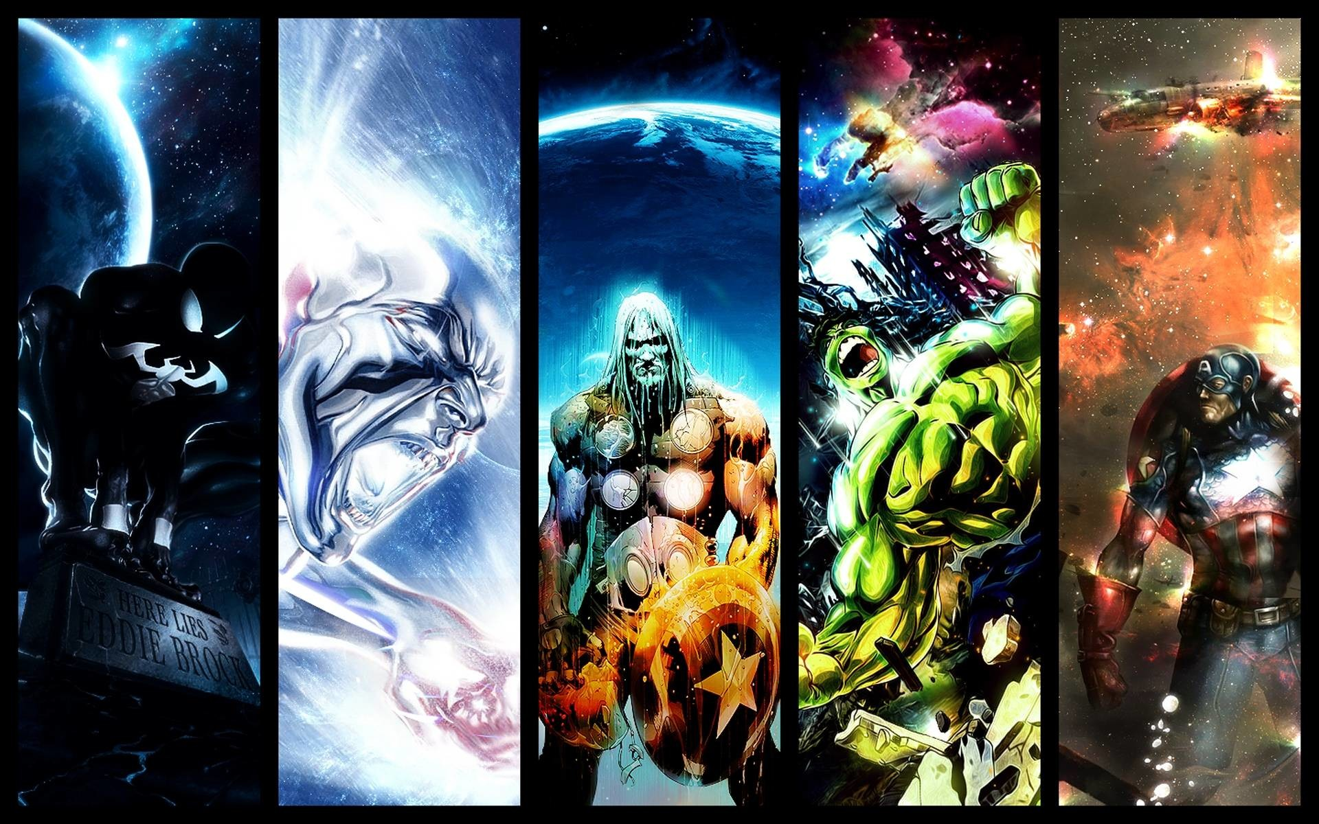 Cool Marvel Wallpapers Design Ideas ~ Wallpapers Hd Fantasy War .