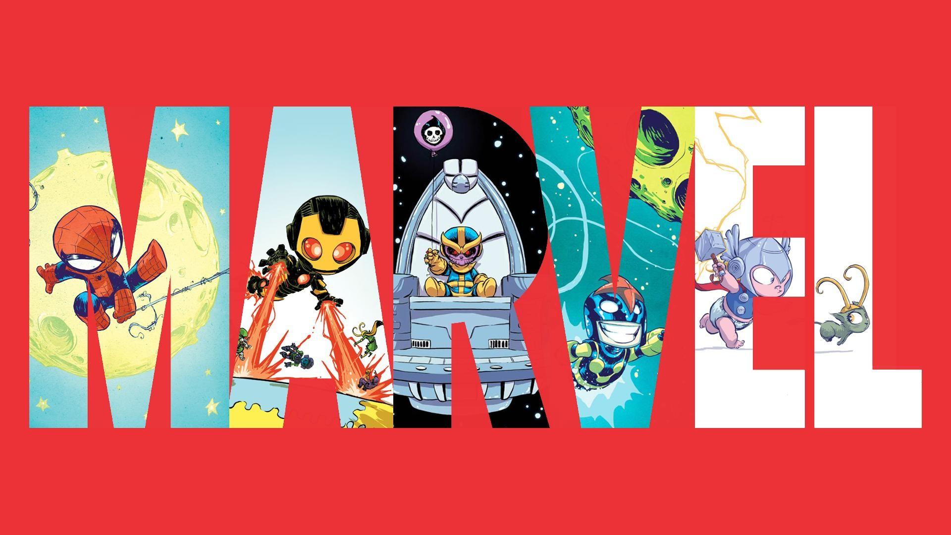 Marvel Full HD Wallpaper