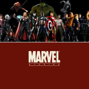 Marvel Screensavers and Wallpaper